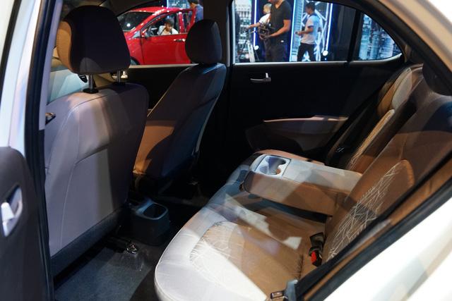 nội thất xe hyundai i10 thành công