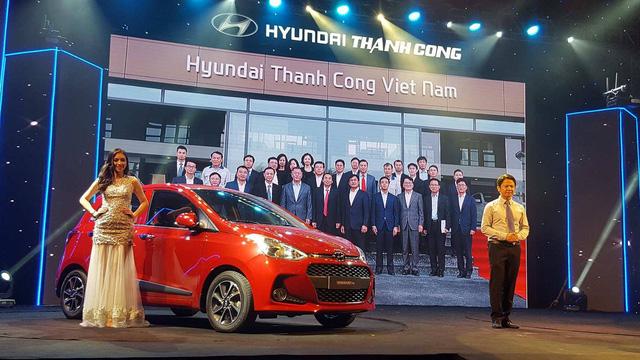 xe hyundai i10 thành công