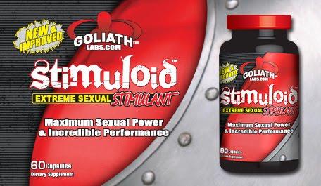 Thuốc cường dương Stimuloid, tăng cường sinh lý nam