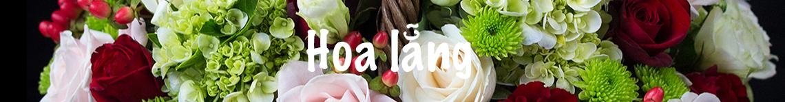 Hoa lẵng chúc mừng