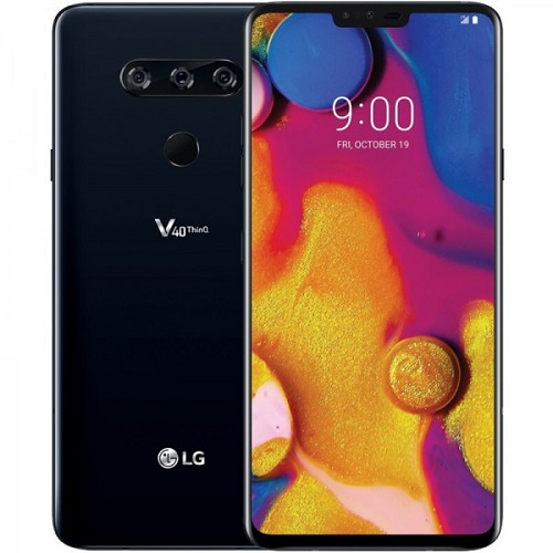 LG V40 ThinQ Fullbox New
