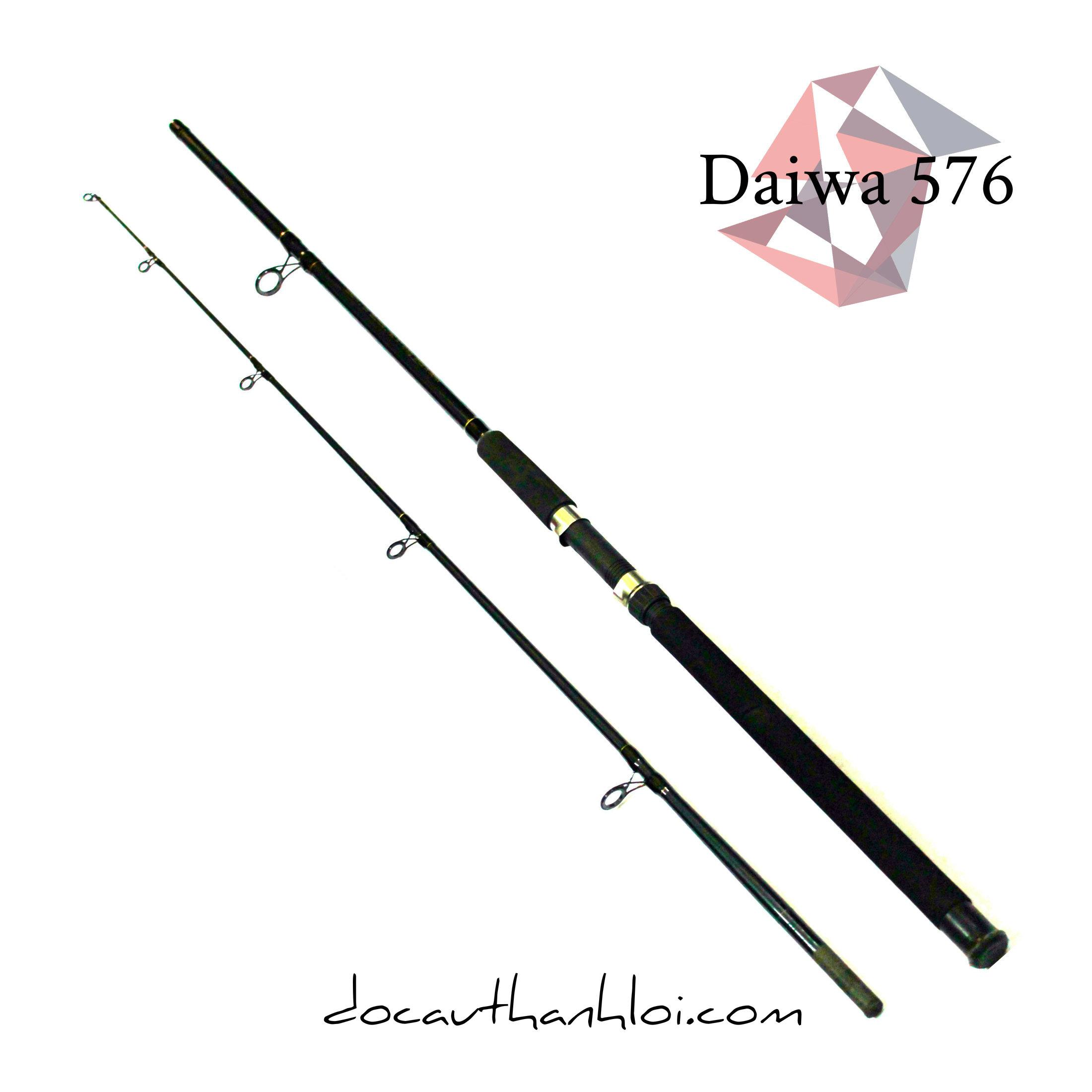Cần Daiwa 576 (2m1/2m4/2m7/3m)