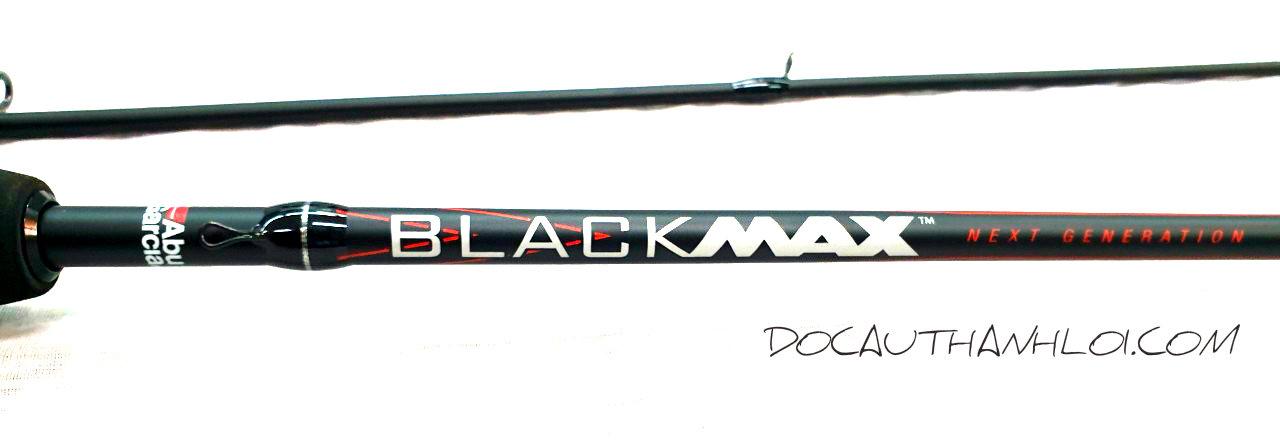 CẦN MÁY NGANG ABU BLACK MAX