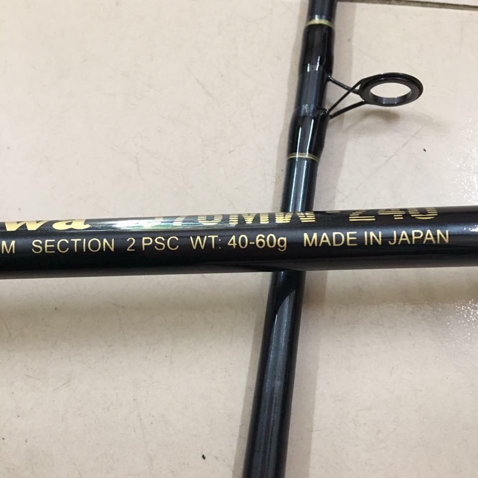 CB008 Combo Cần + Máy Daiwa