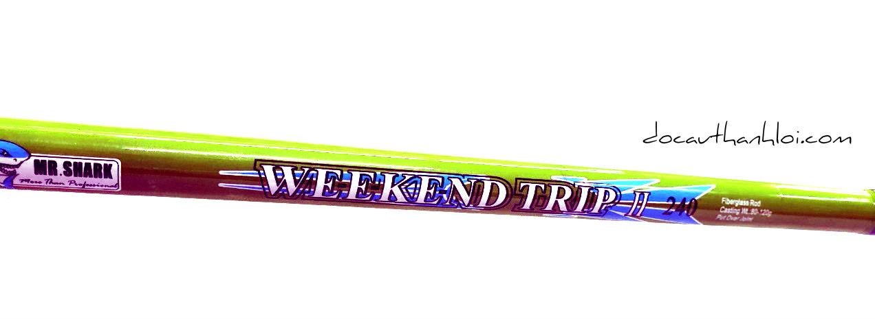 cần weekend trip
