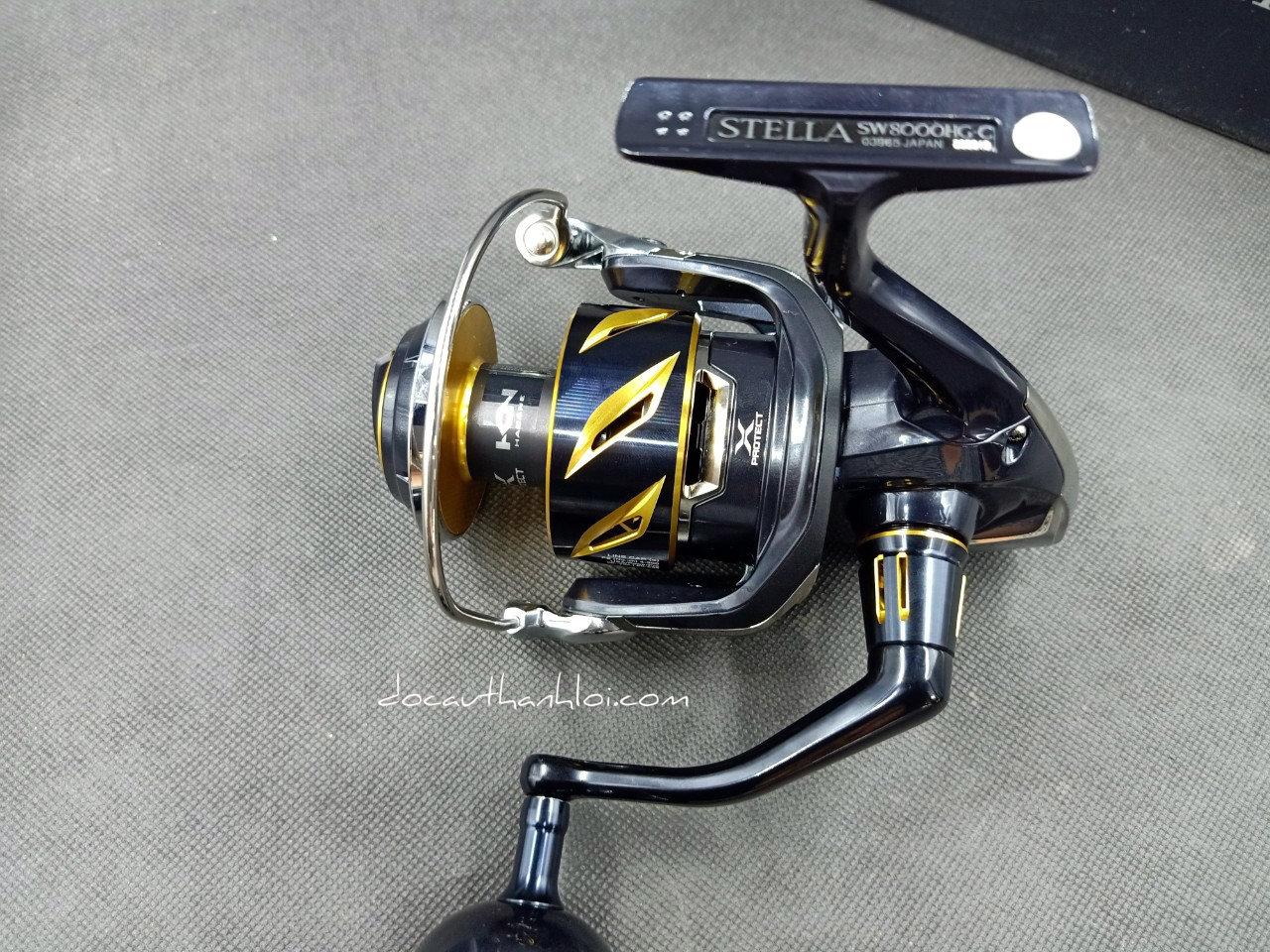Shimano Stella 8000hg