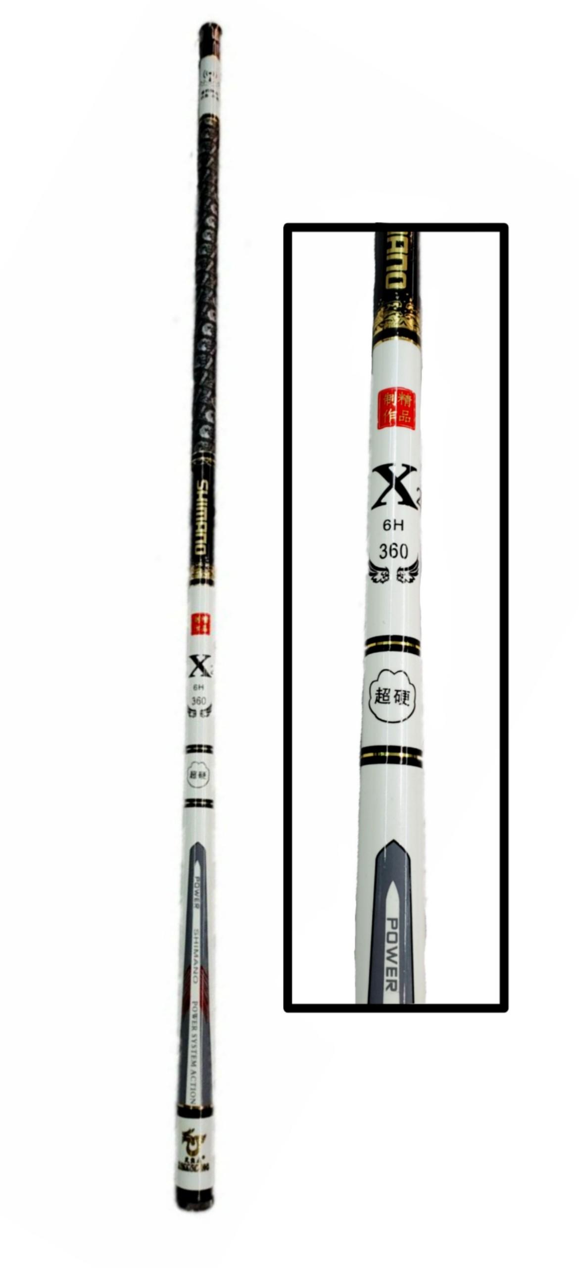 Cần tay Shimano -X2- 6h