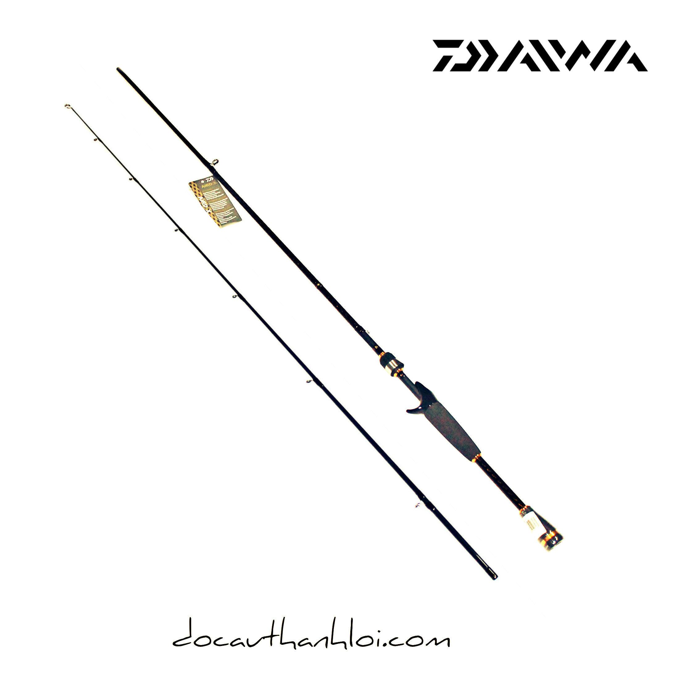 Cần (máy ngang) Daiwa AIRD X  1m98
