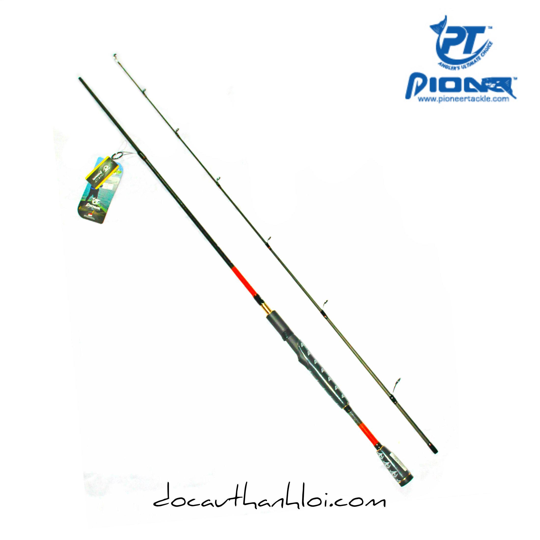 Cần lure (máy đứng) Pioneer LURE PRO (1m95/2m1)