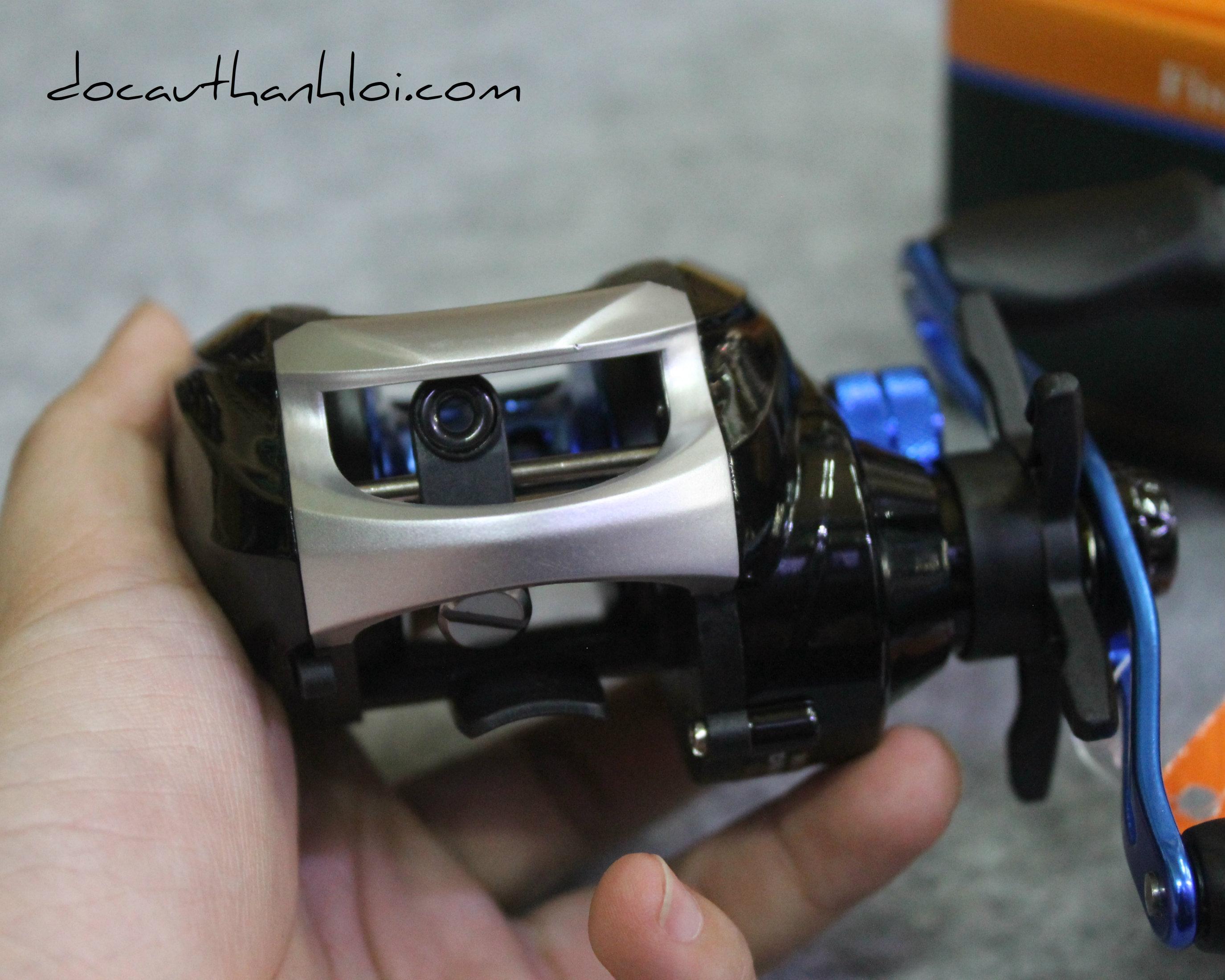 Máy ngang Daido Revenger RV-201 (Trái)