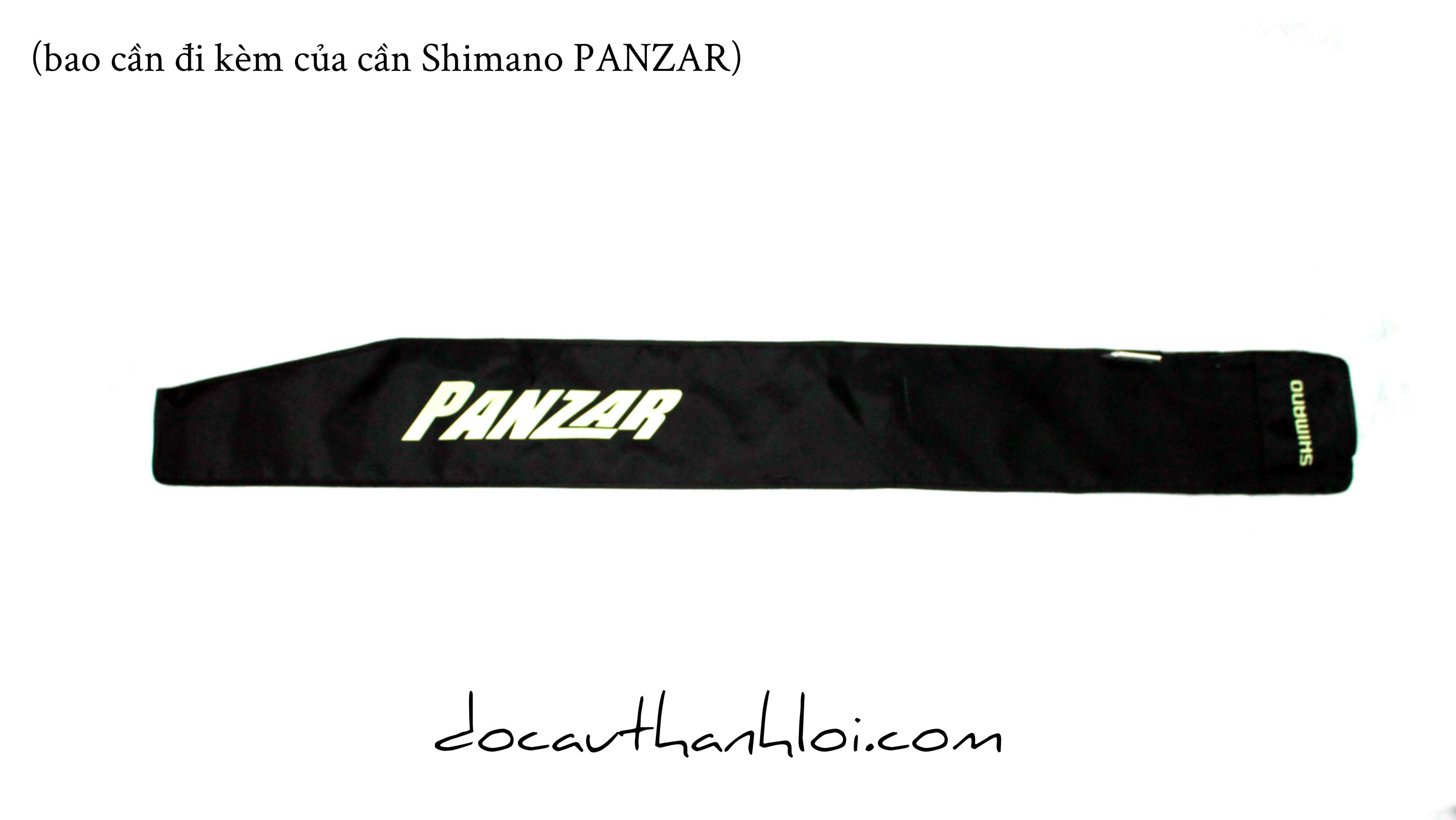 Cần lure (máy đứng) Shimano PANZAR 1m92