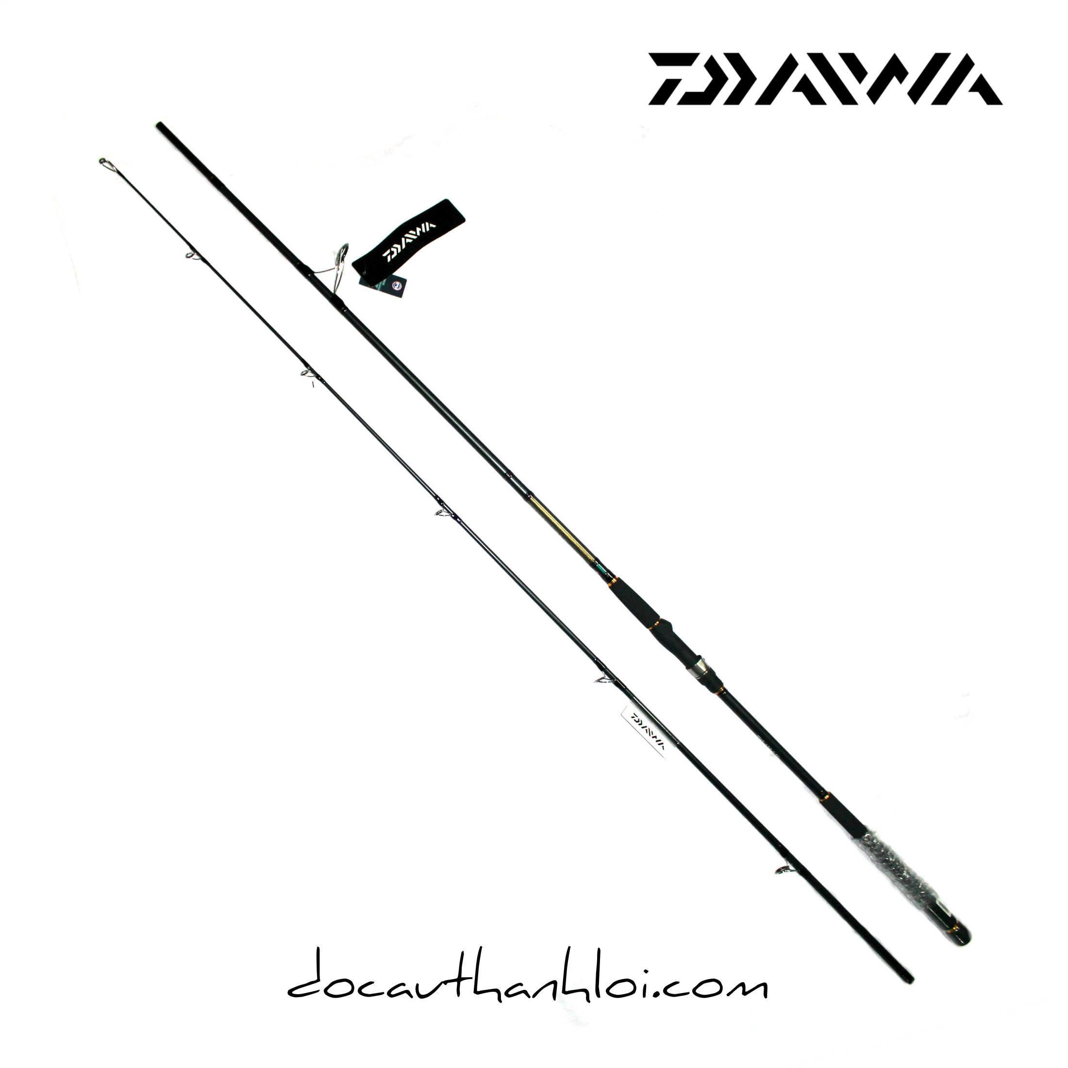 Cần Daiwa Phantom Power SD (Fuji Alconite)