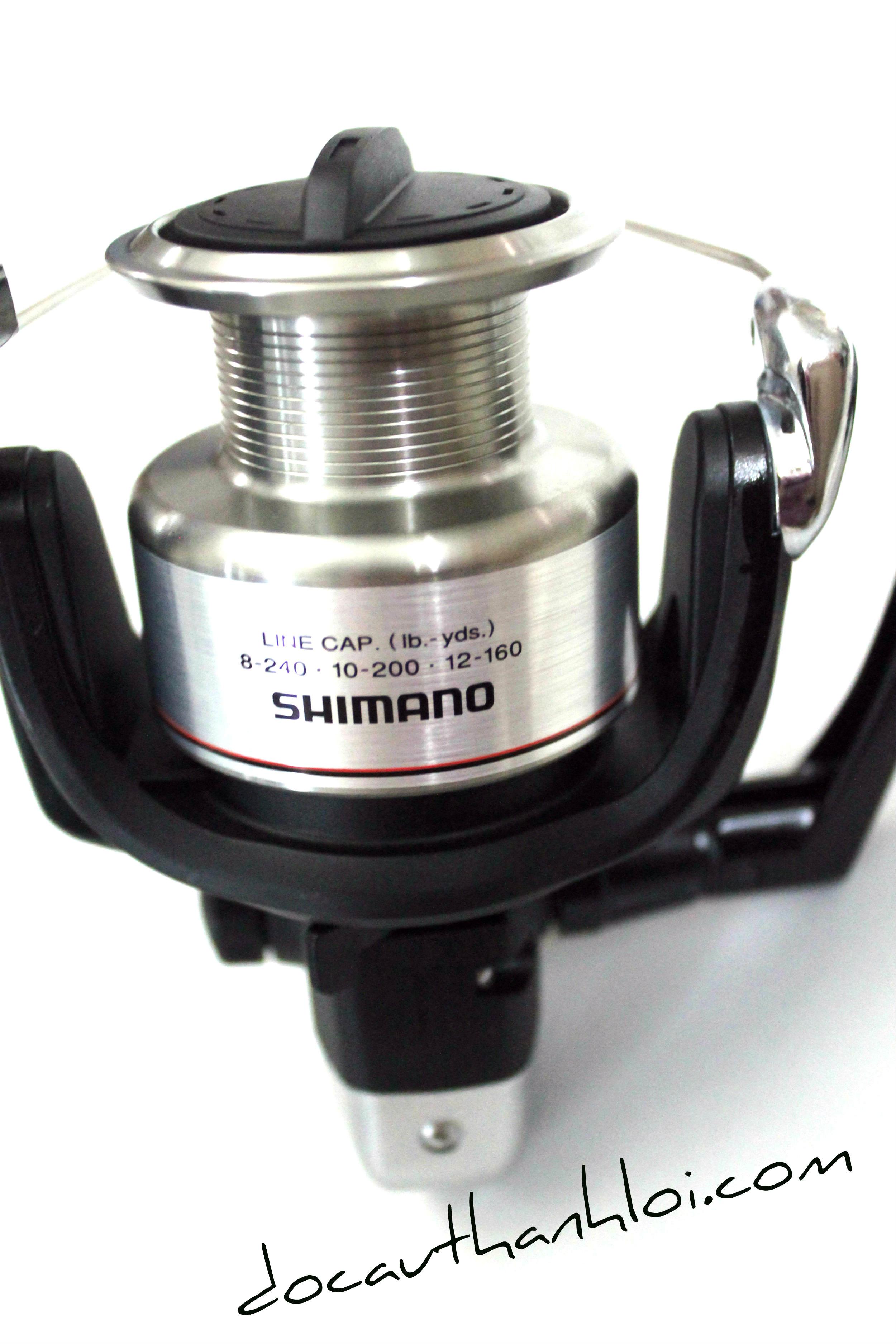 CB005 Combo Cần+Máy+Dây Shimano