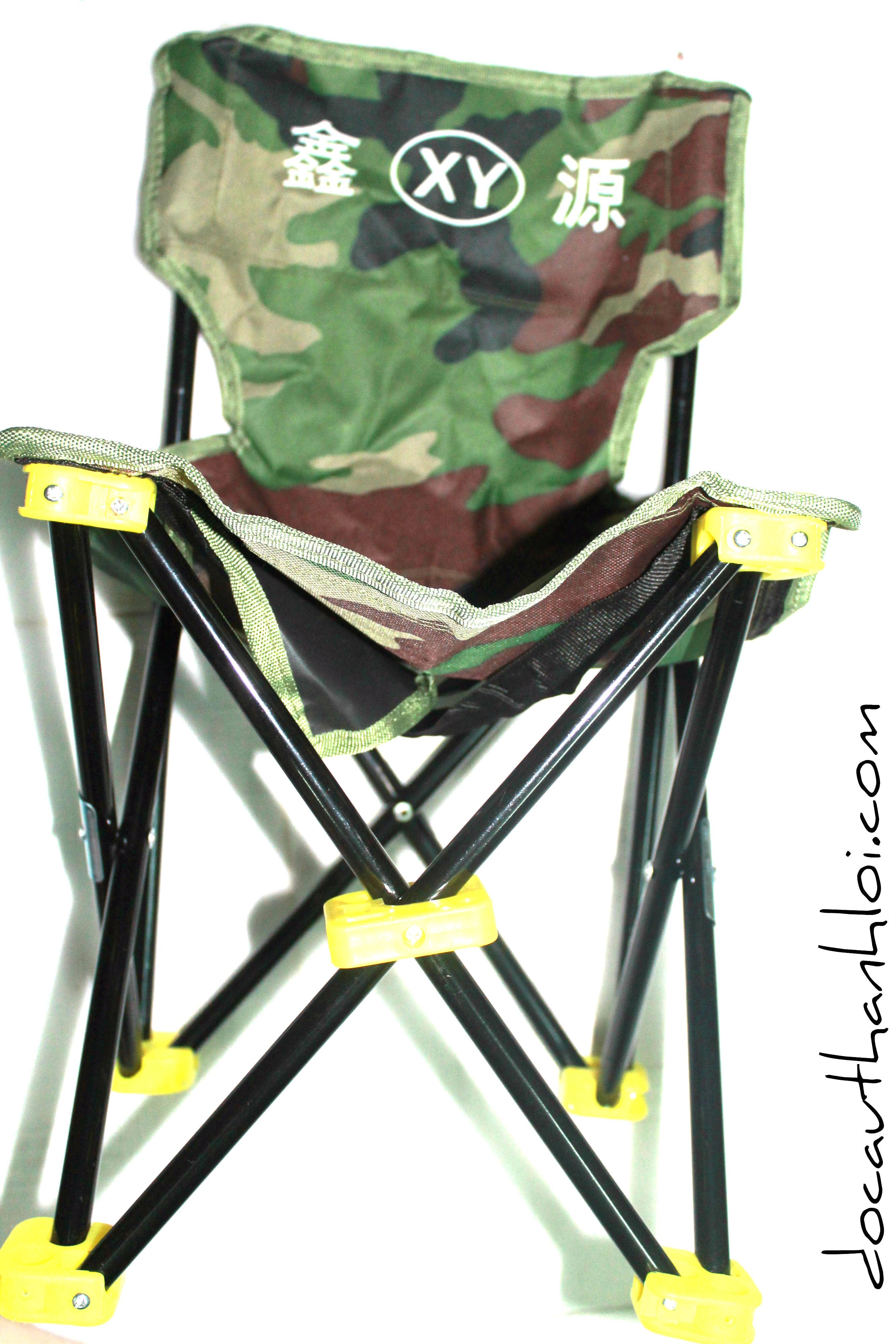 LT030 Ghế Lính Xếp Gọn