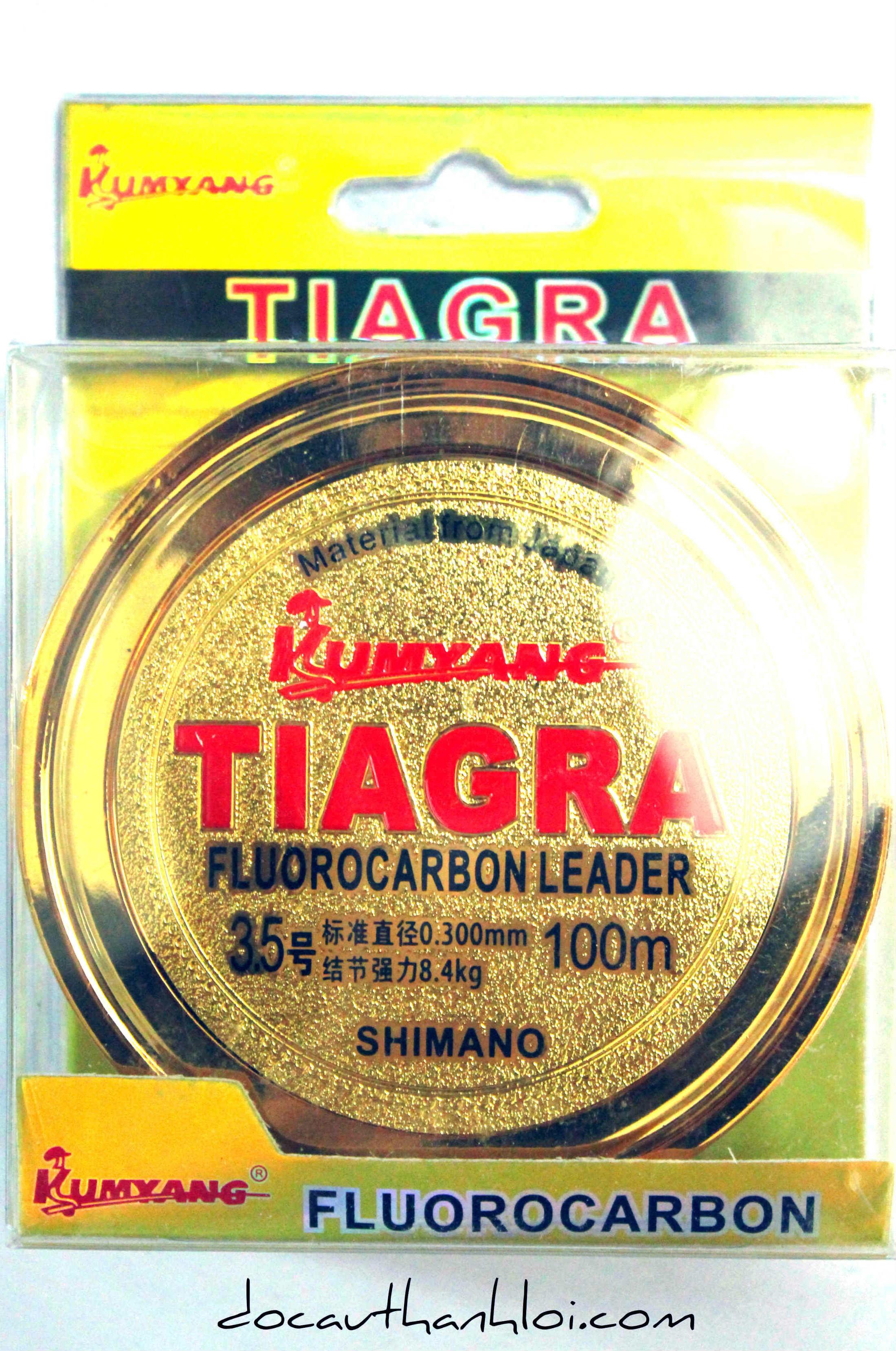 Dây cước Shimano TIAGRA   (100m)  DC011