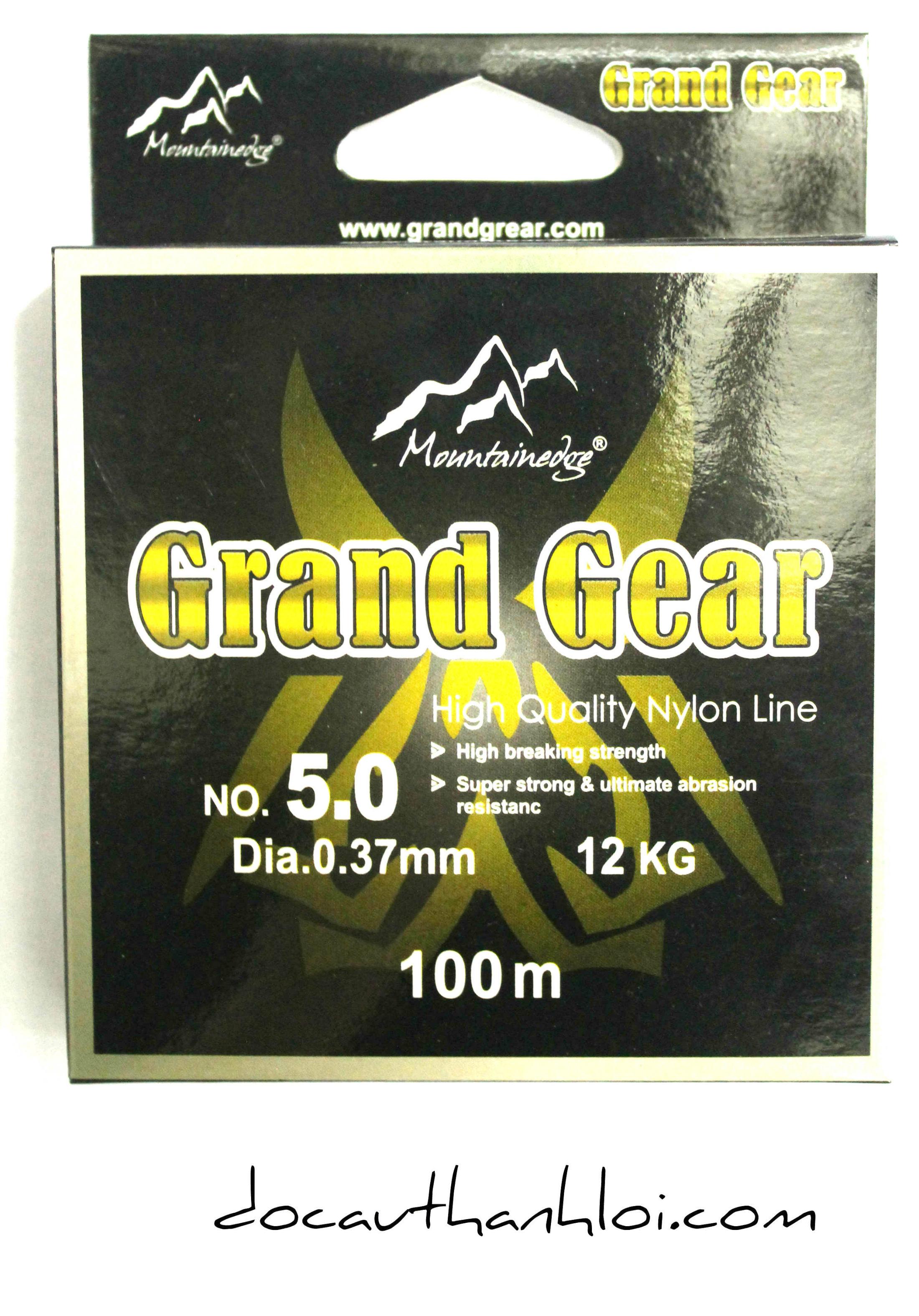 Dây cước GRAND GEAR  (100m)    DC016