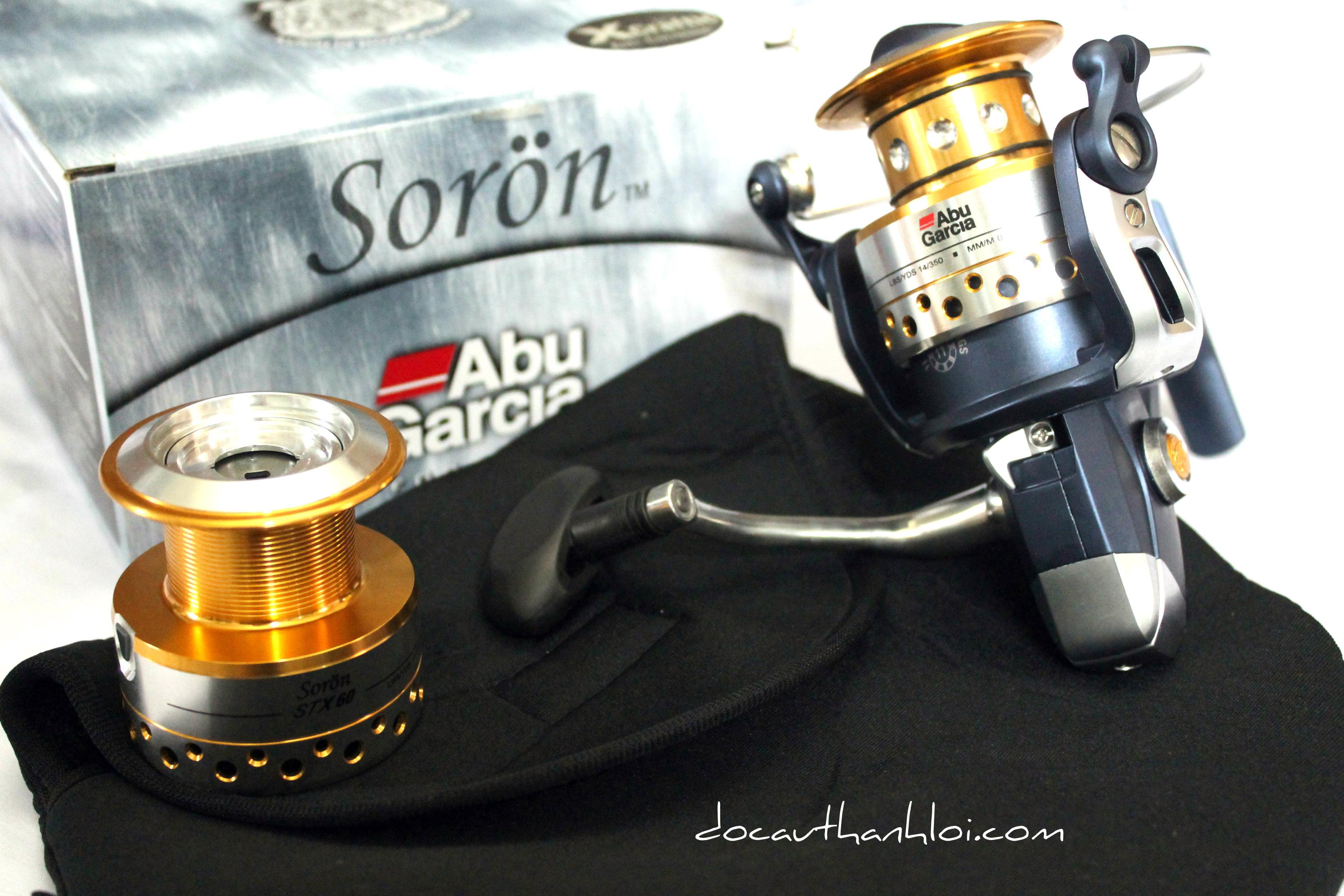 Máy ABU SORON STX 60