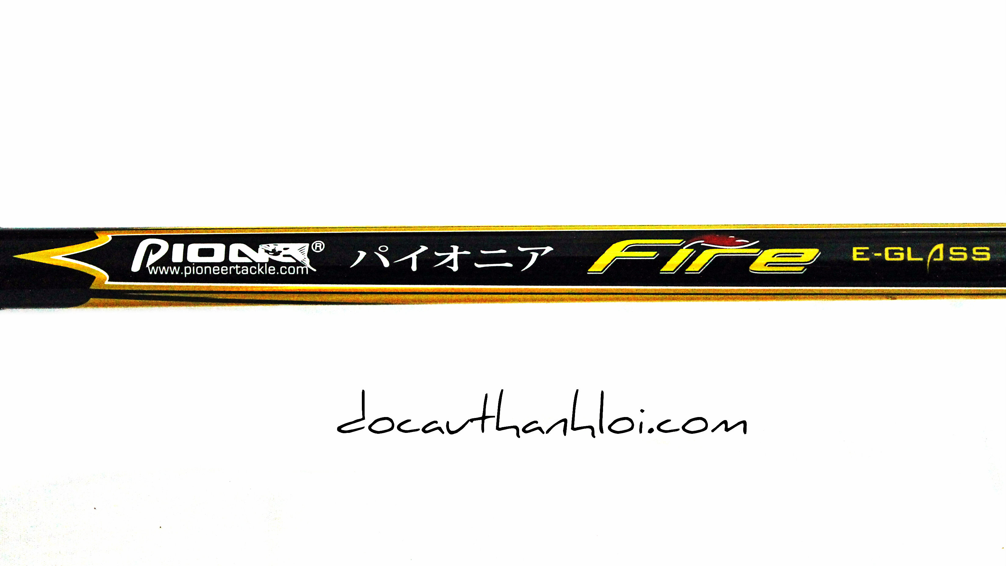 CẦN PIONEER FIRE