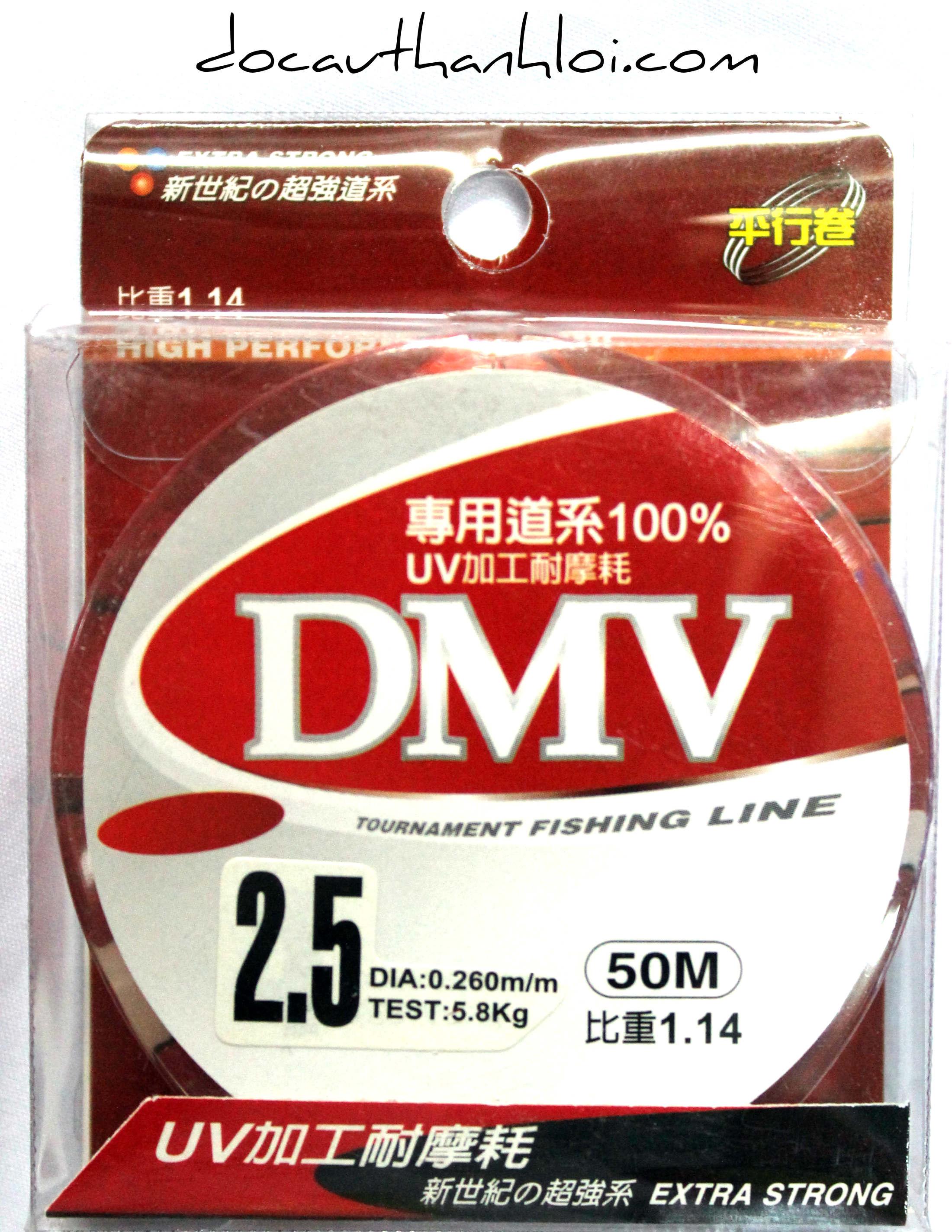 Dây DMV (50M) _ Dây trục câu Đài
