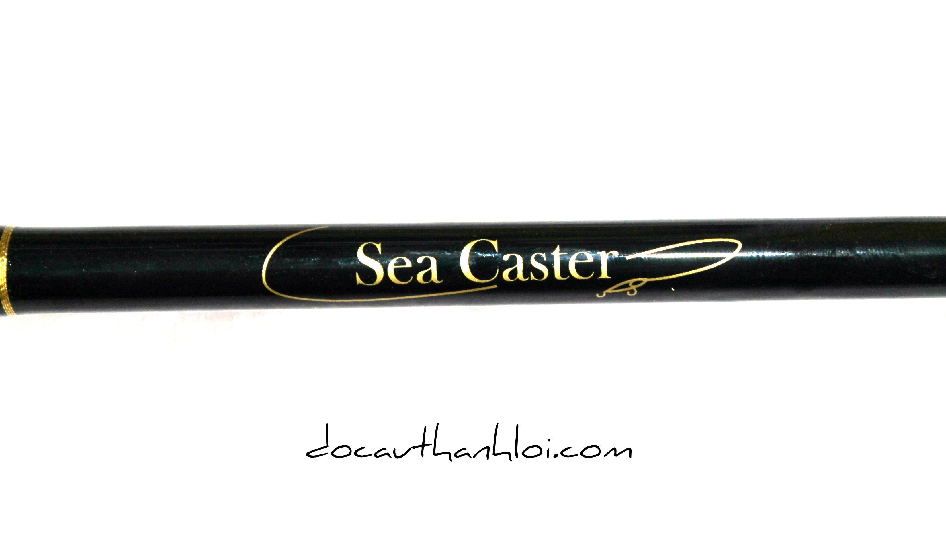 Cần lure (máy ngang) Abu Garcia Sea Caster (1m98)