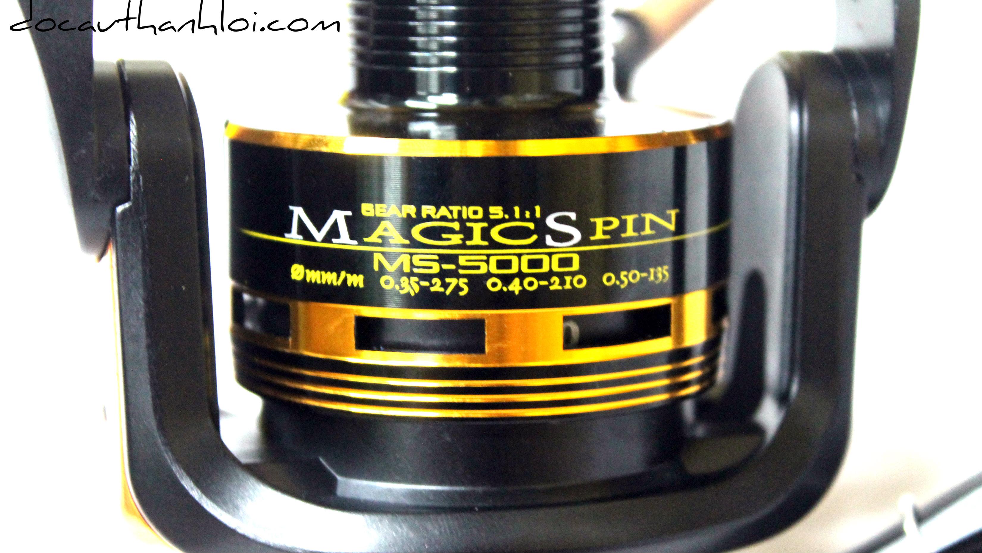 Máy Yolo MAGIC SPIN     MD108