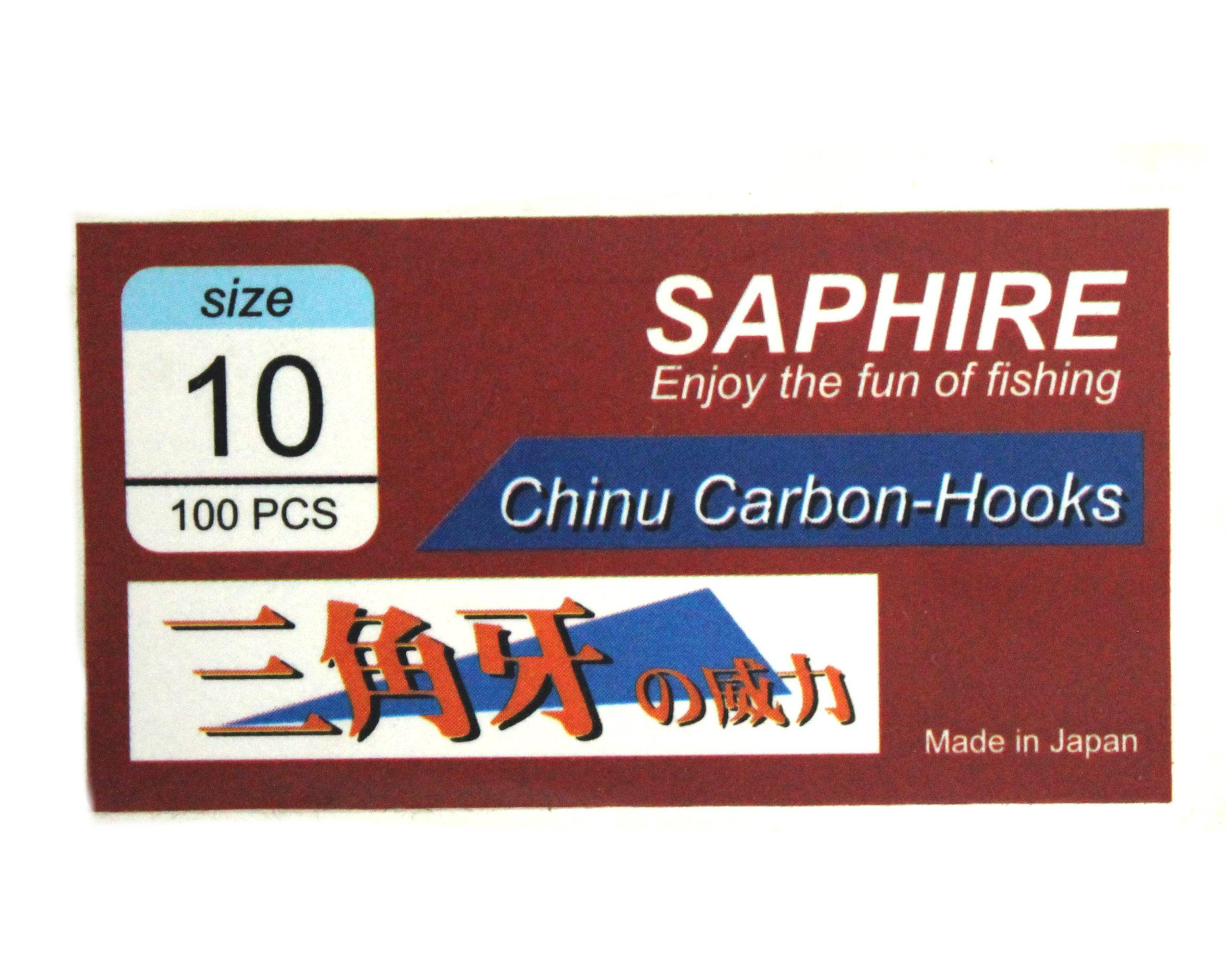 Lưỡi Sét CHINU SAPHIRE (100PCS)    LC011