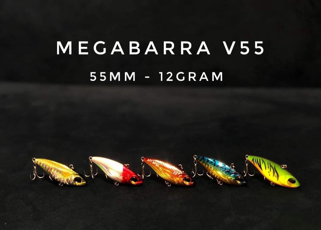 Mồi Lure Megabarra V55