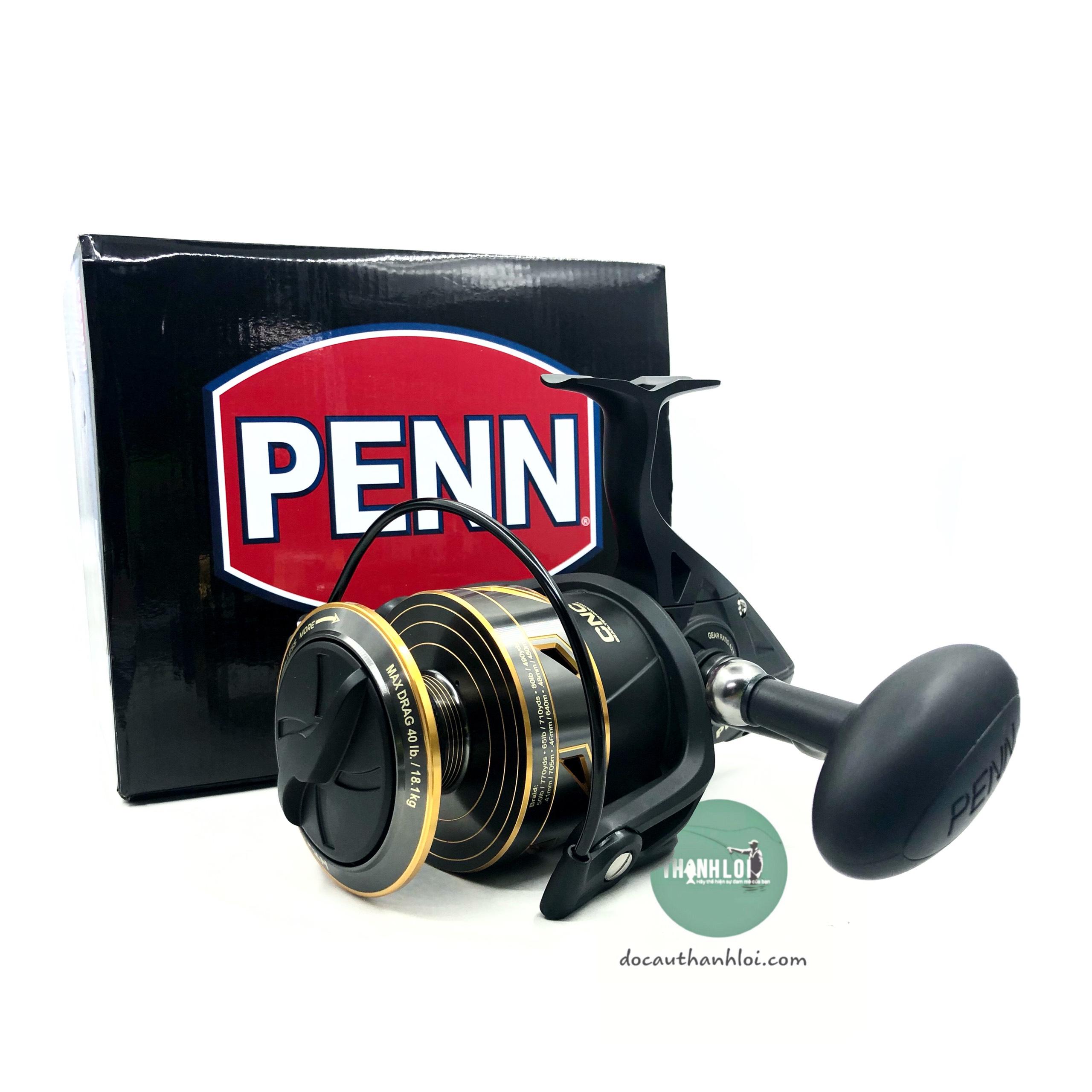 Máy Penn Battle 3
