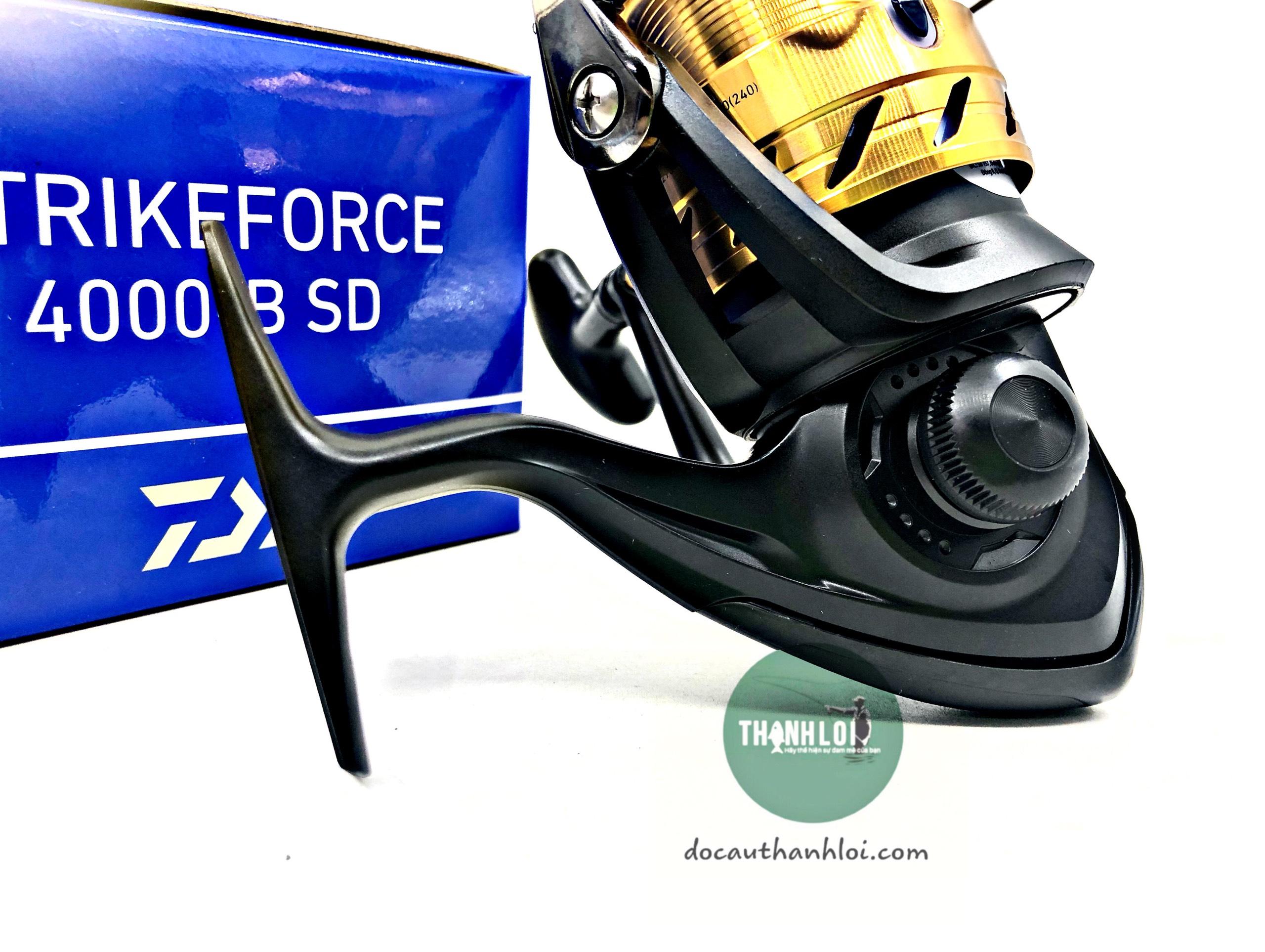 Daiwa Trike Force 2020