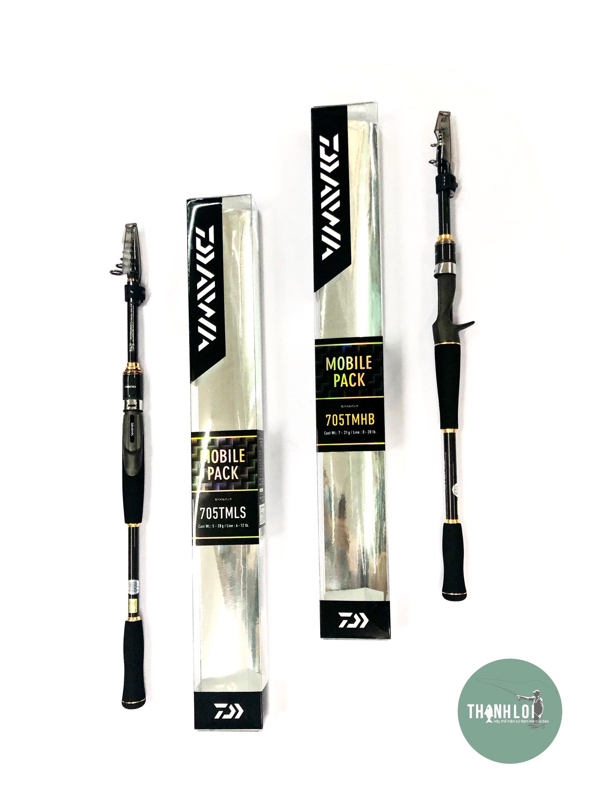 Cần Xếp Daiwa Mobile Pack