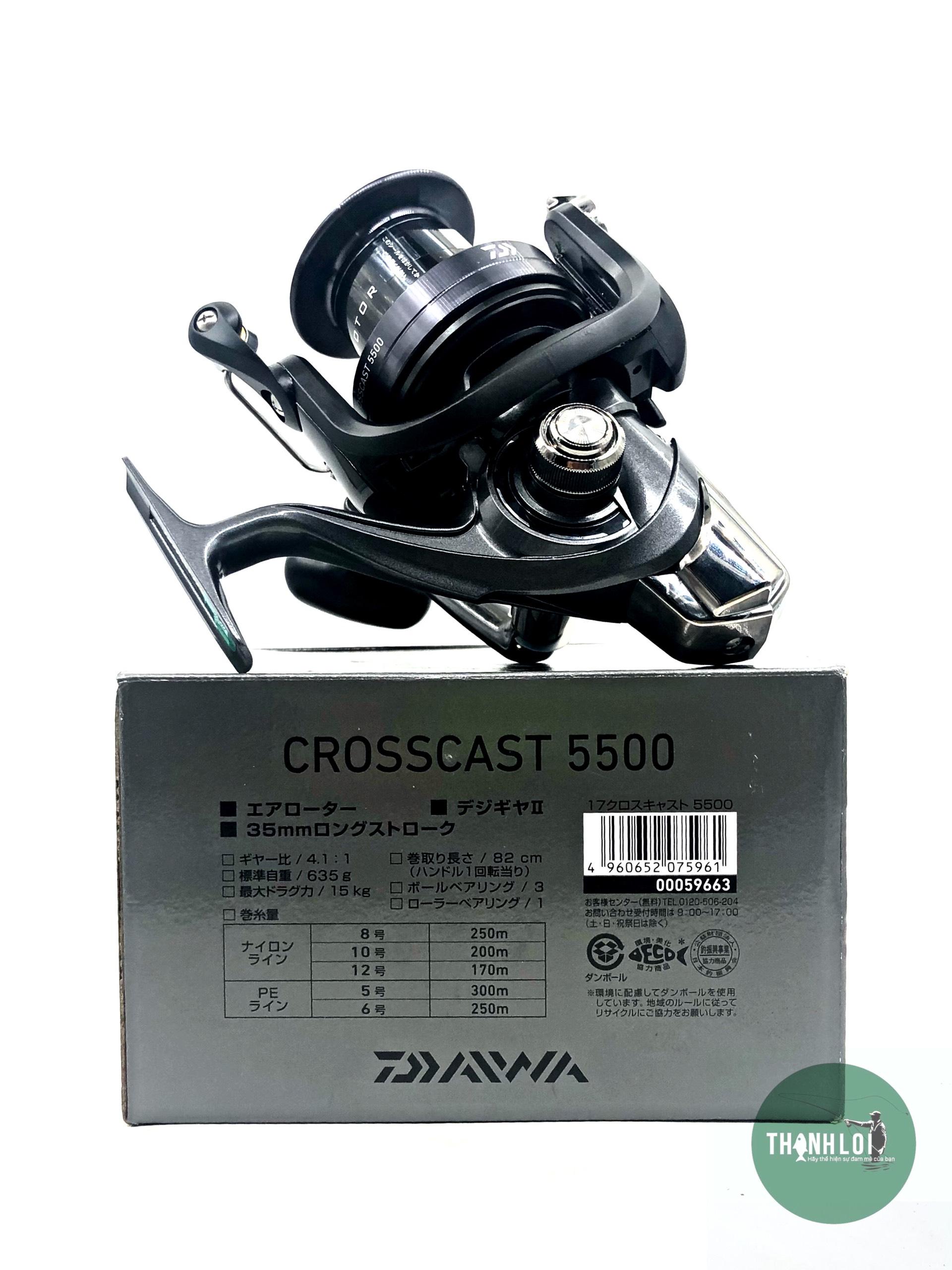 Daiwa CrossCast