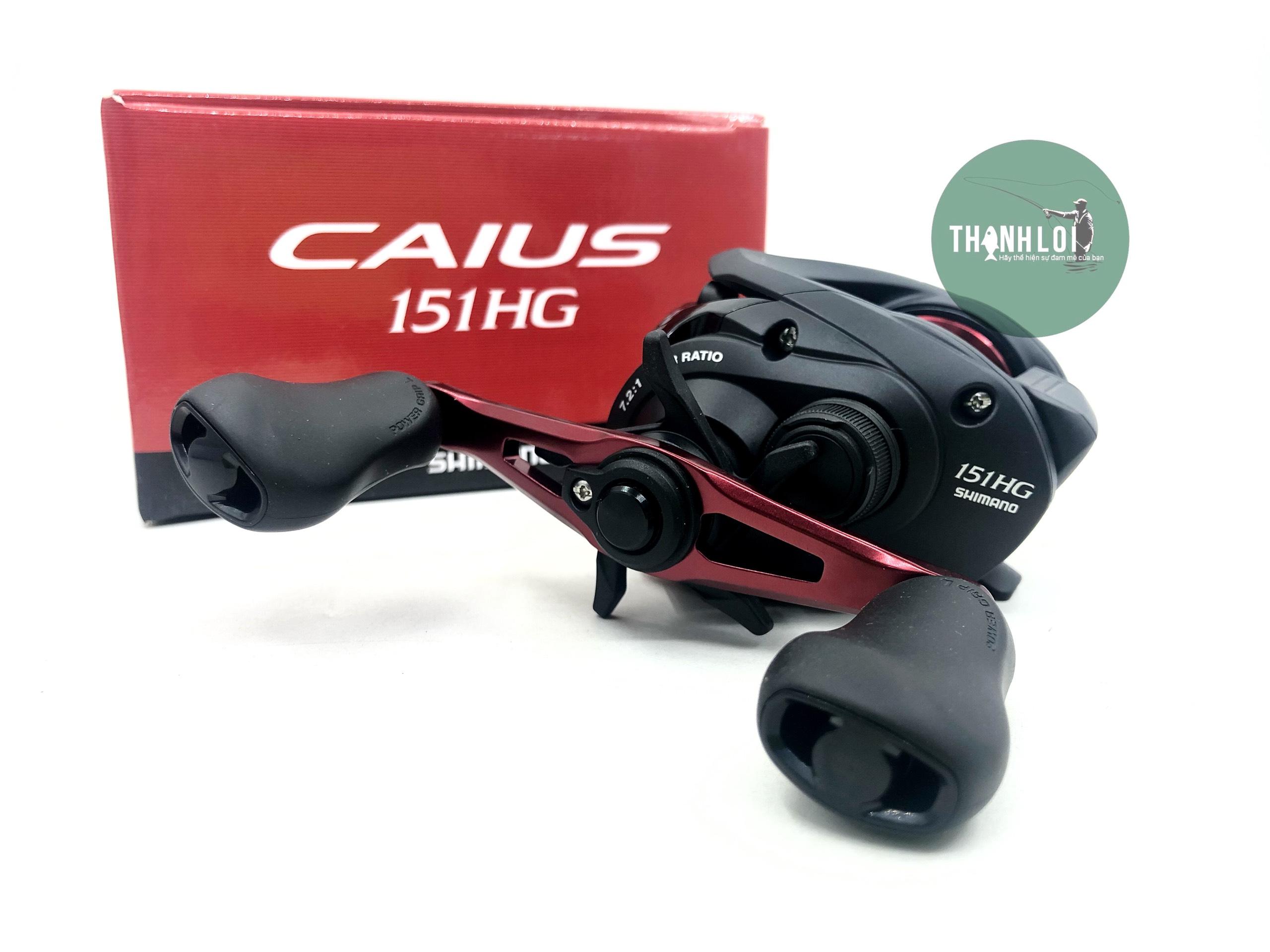 Máy Shimano CAIUS 150 _ 151