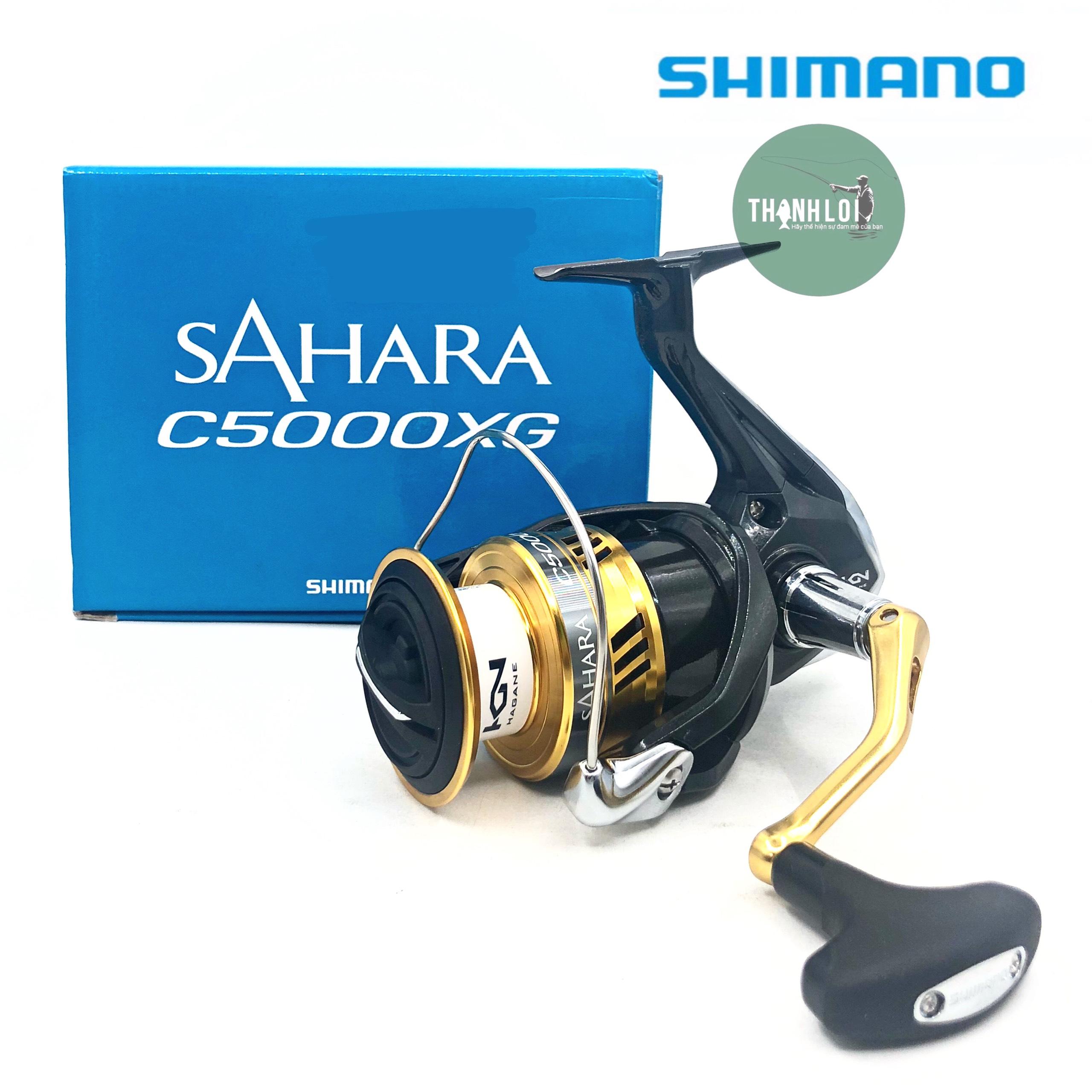 Máy Shimano SAHARA