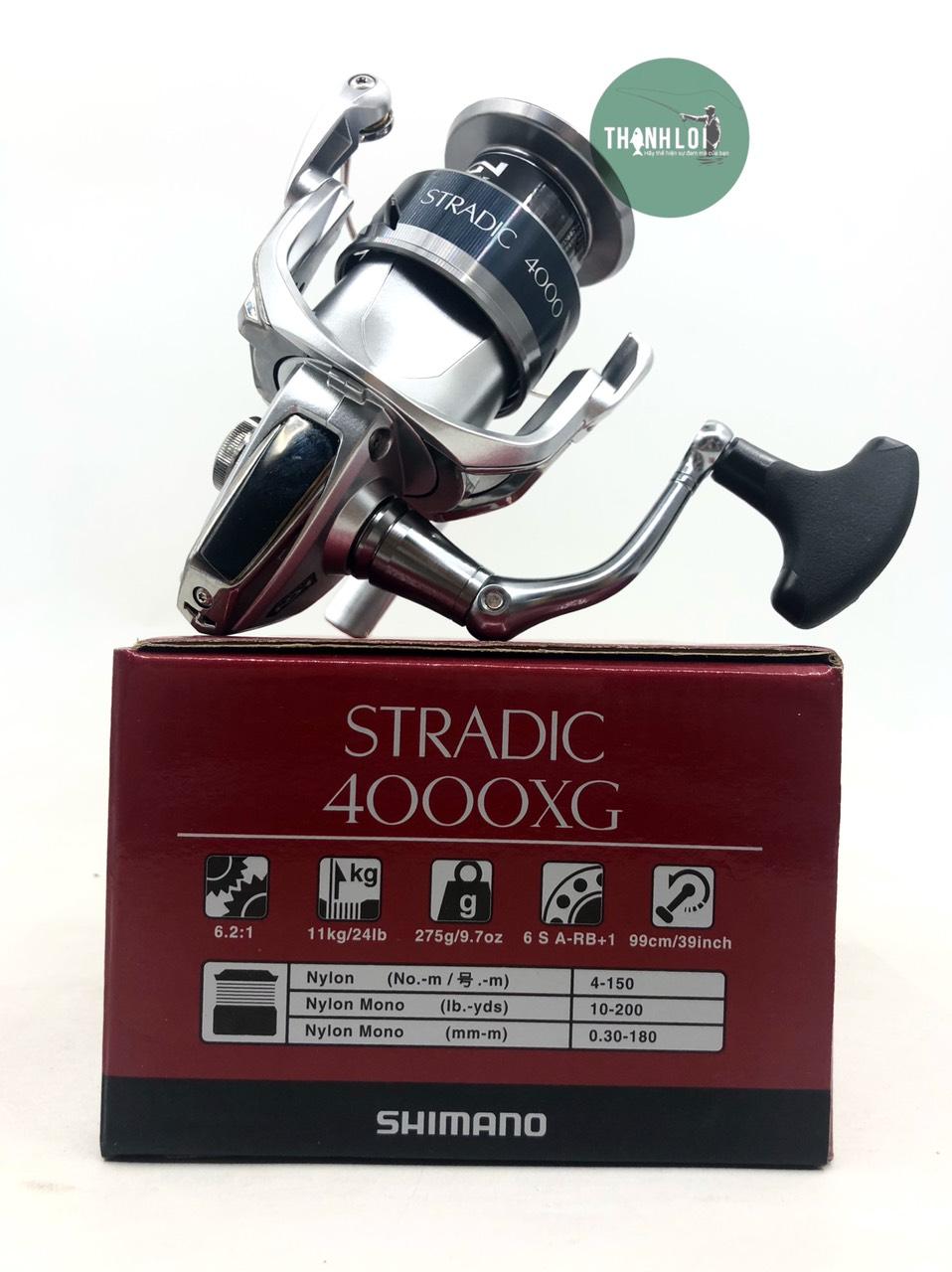 MÁY SHIMANP STRADIC XG