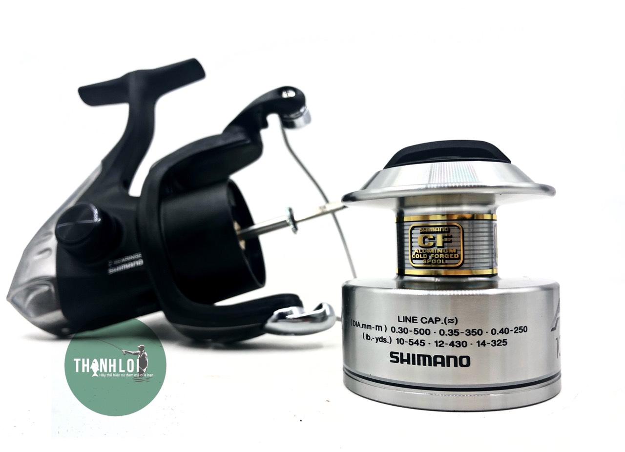 Máy Shimano ALIVIO FA (6000/10000)