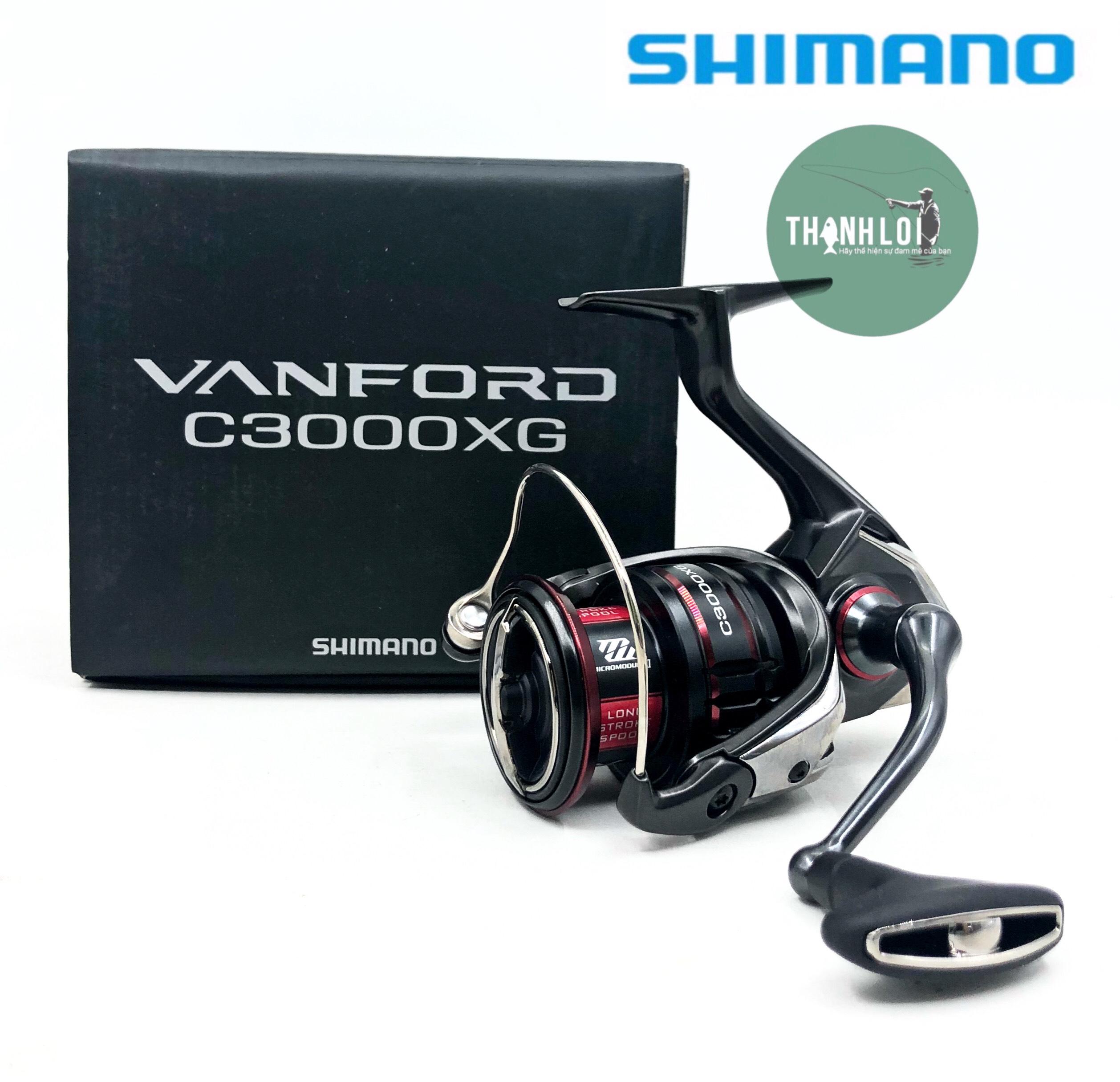 MÁY SHIMANO VANFORD C3000XG