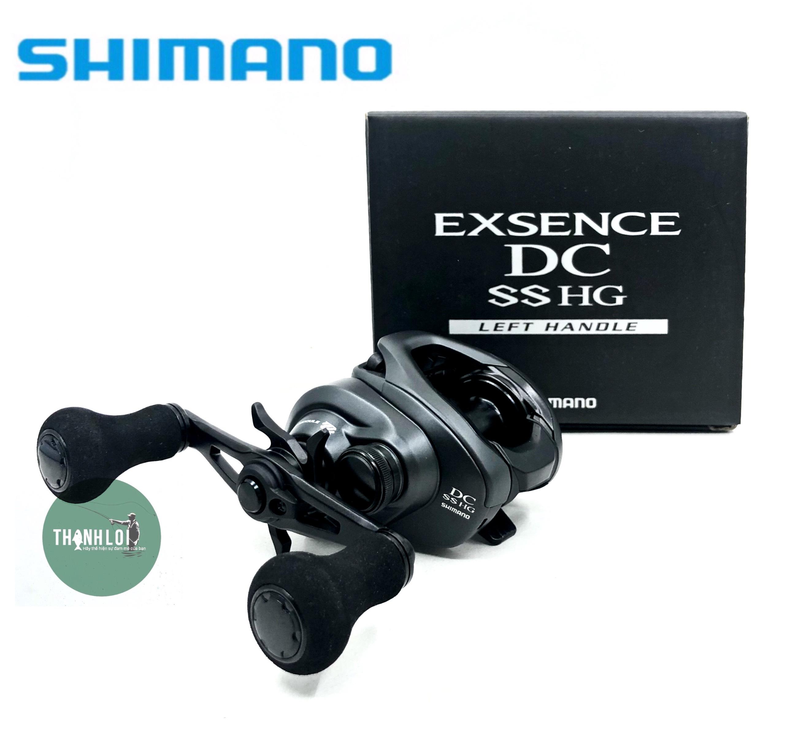 Máy SHimano EXSENCE DC HGL