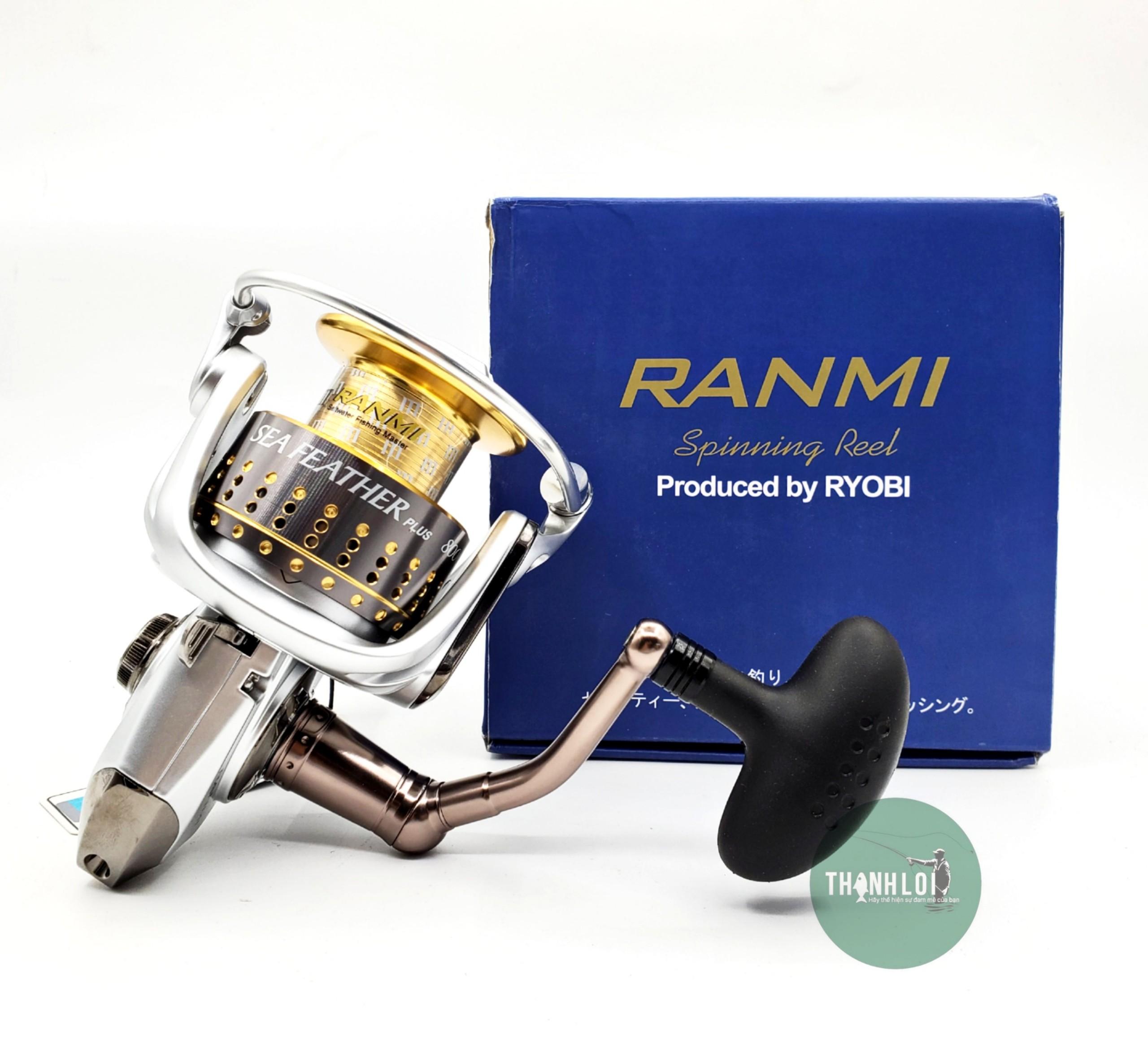 Máy Ryobi  Rammi Plus