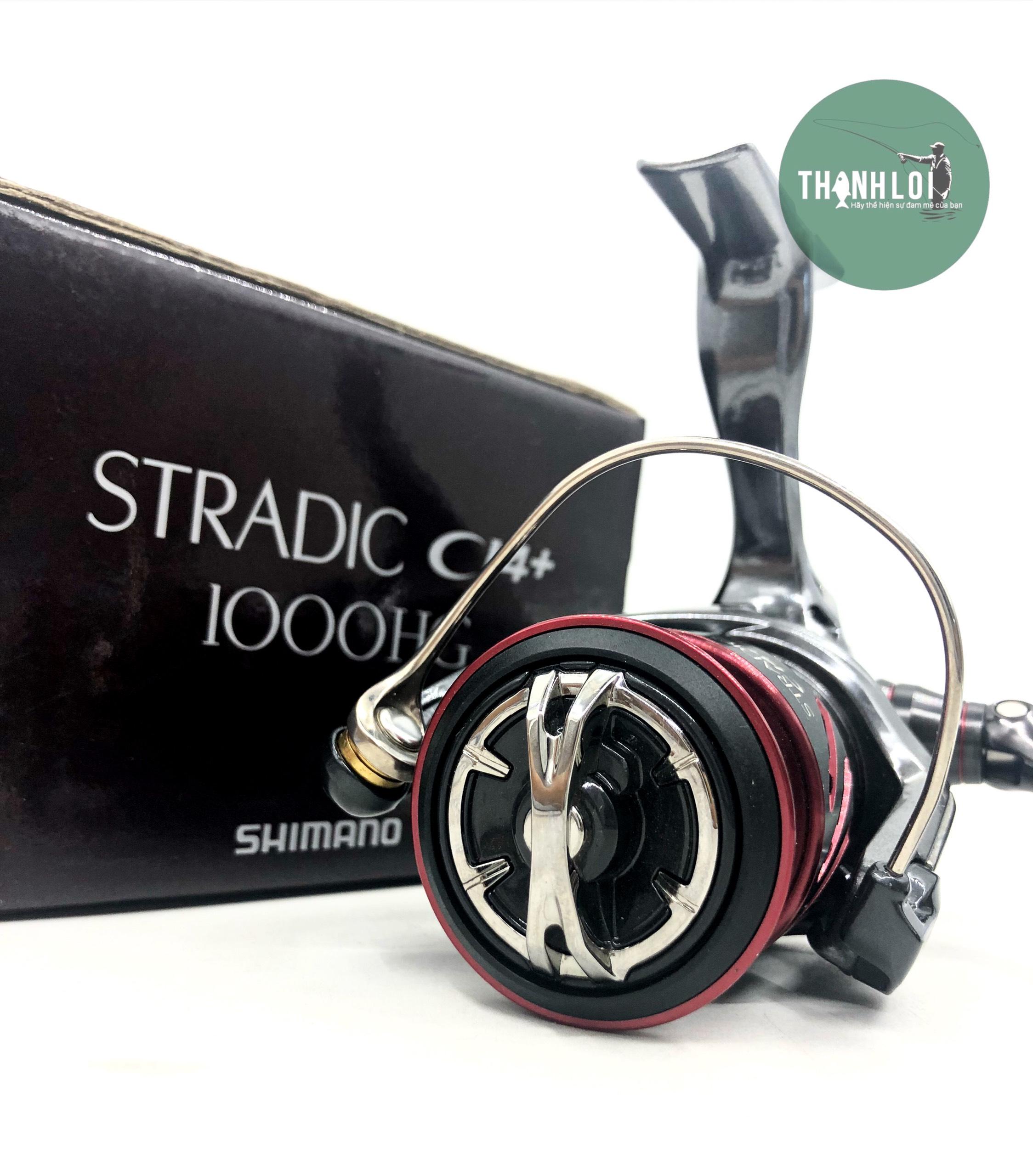 Máy Shimano Stradic Ci4+