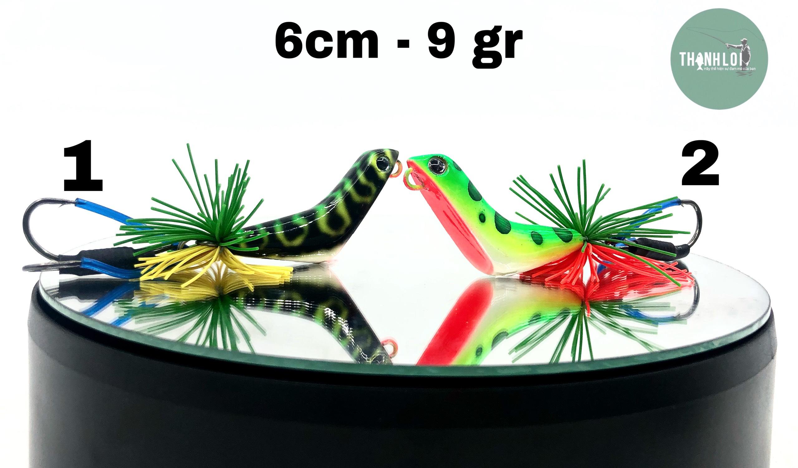 NHÁI GỖ BULLS MS2 ( Đầu rắn)