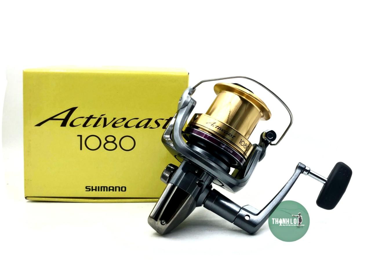 Máy shimano Activecaist 1080