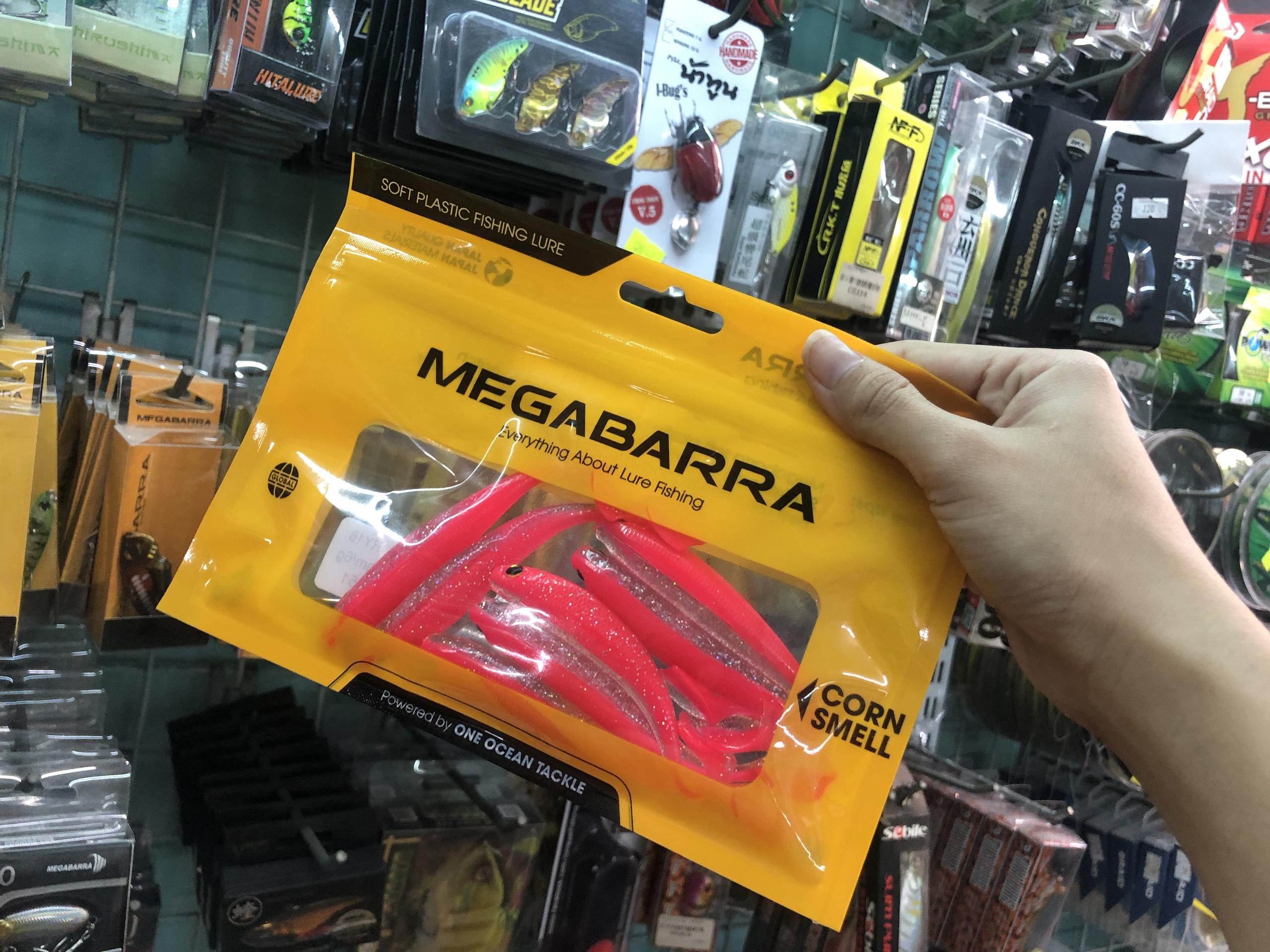 Mồi mềm Megabarra set 7 con