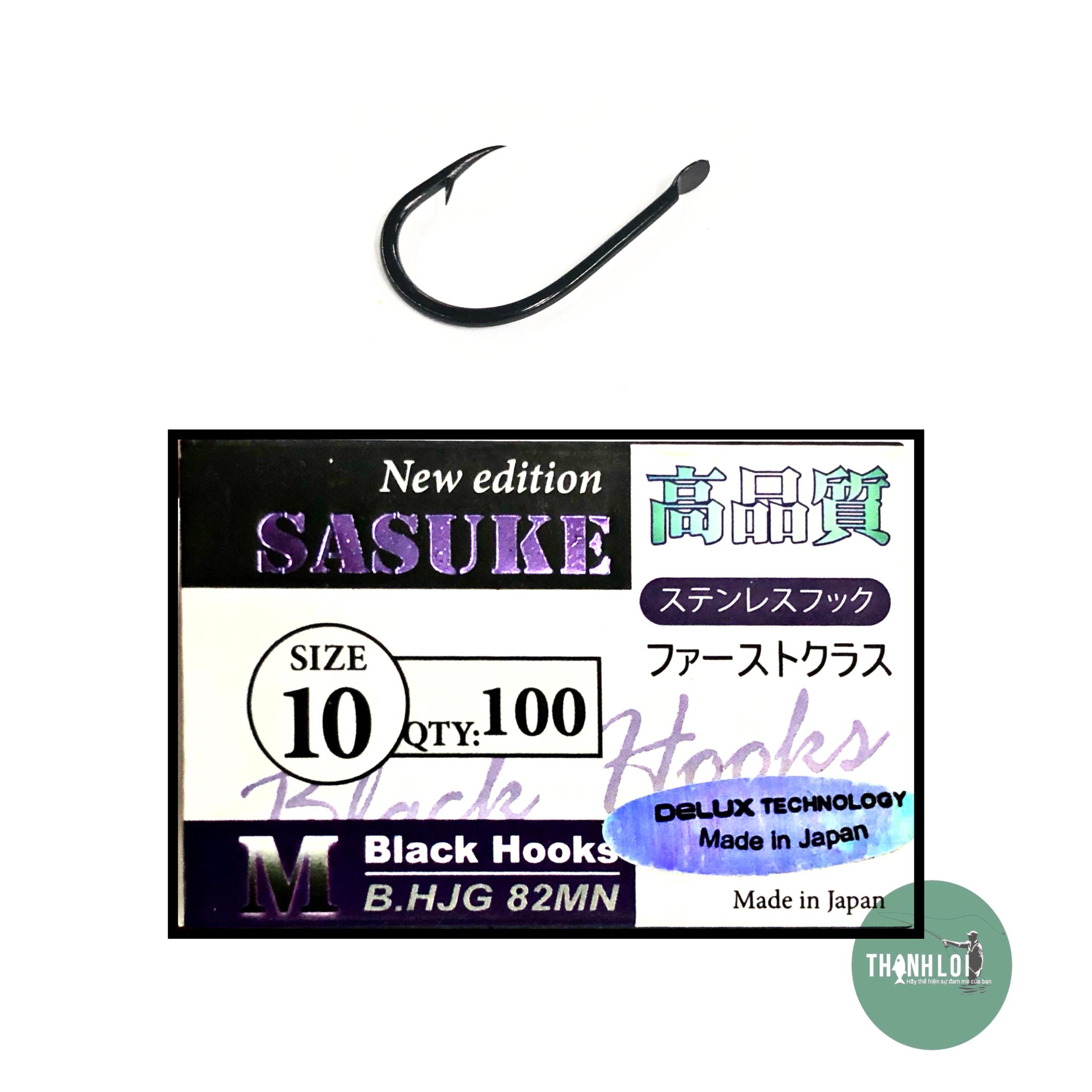 Lưỡi Sét SASUKE (100pcs/hộp)