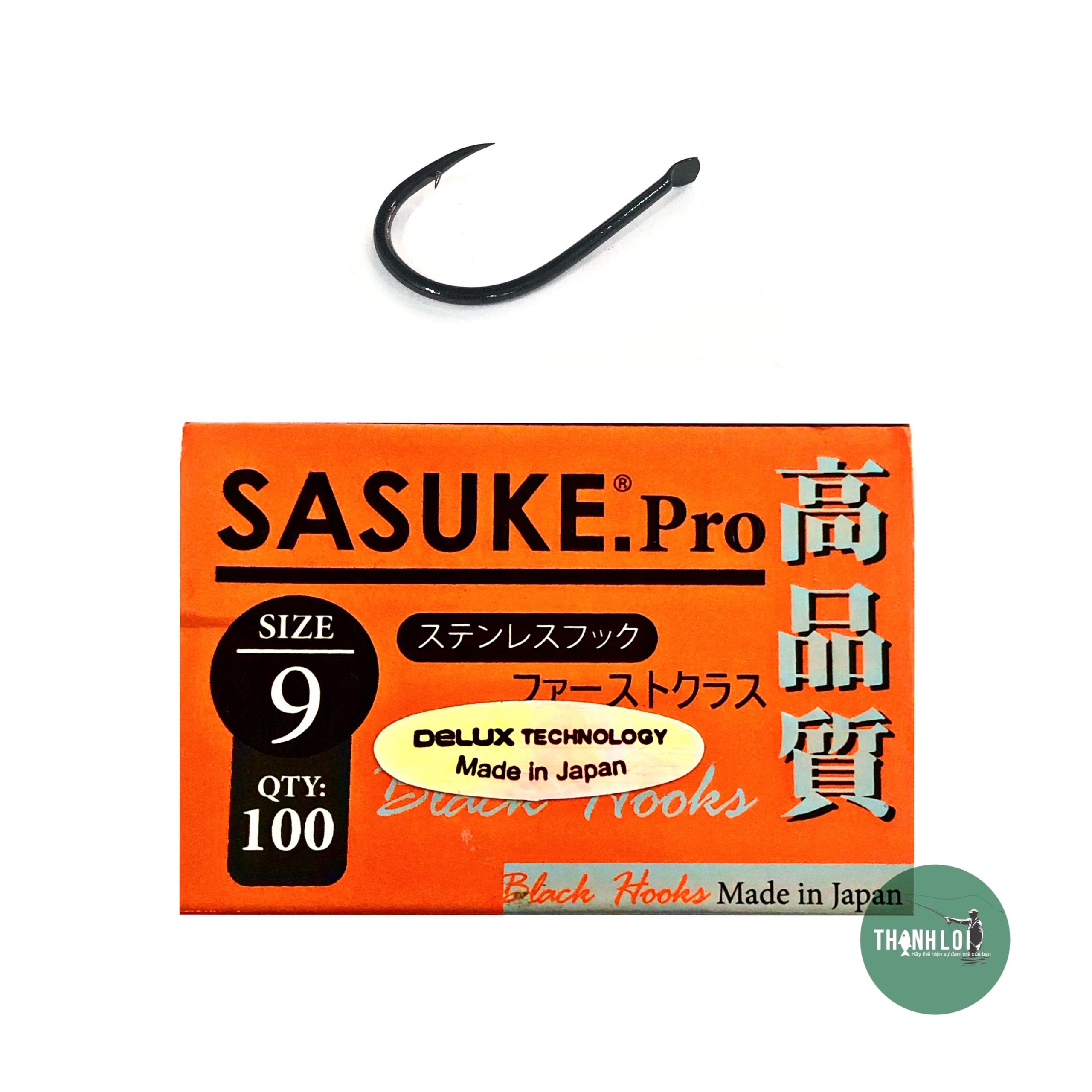 Lưỡi Sét SASUKE PRO (100pcs/hộp )