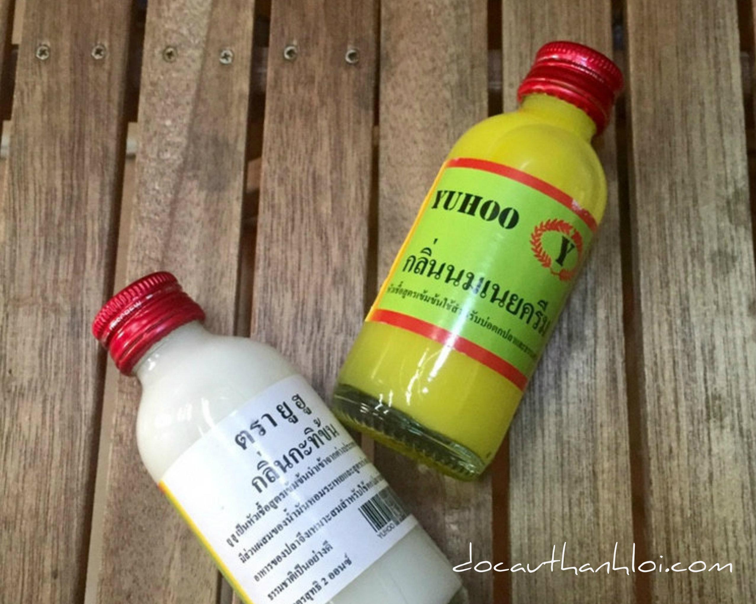 TM007  Tinh Mùi YUHOO Thailand