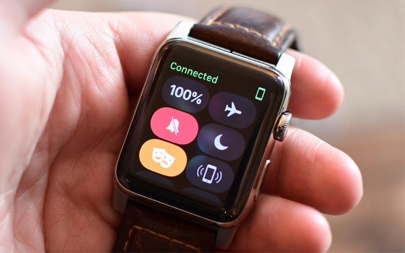 Kết quả hình ảnh cho tiết kiệm pin trên apple watch
