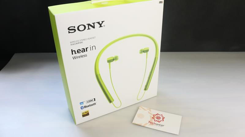 tai nghe Bluetooth Sony MDR-EX750BT Hi-Res