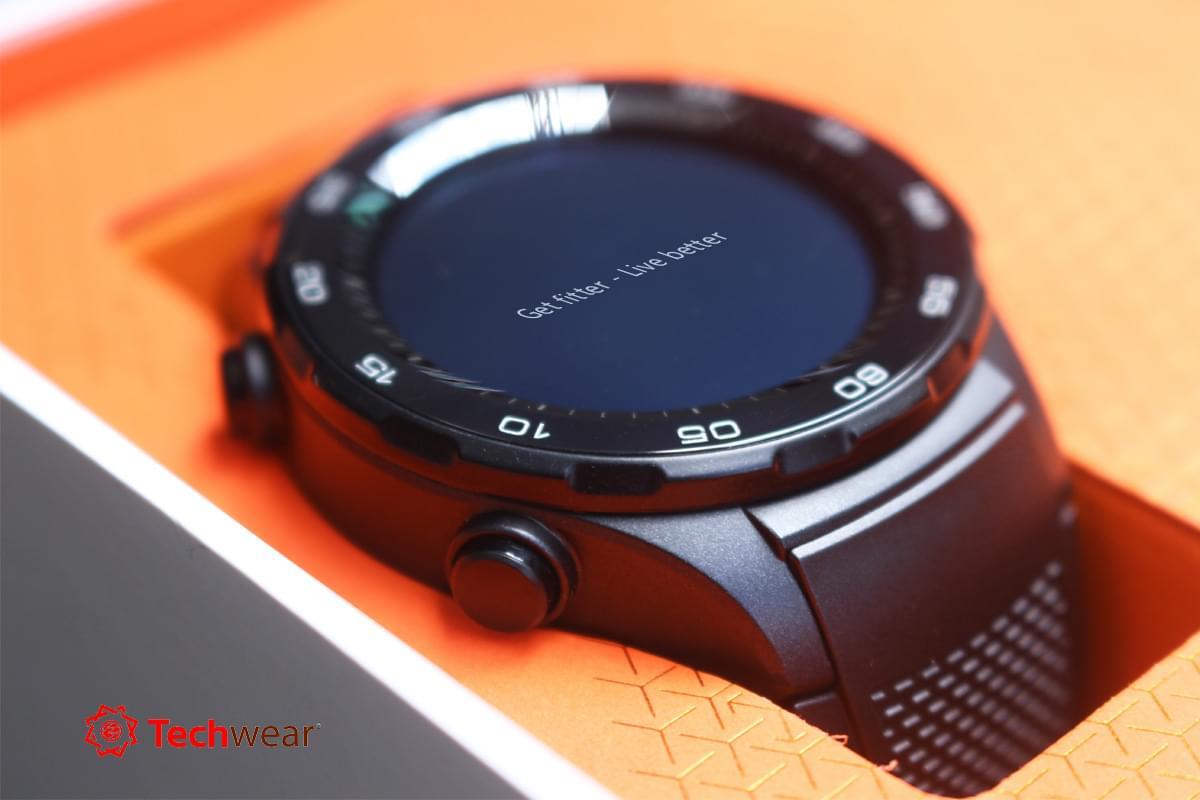 Smartwatch Huawei Watch 2 bản 4G