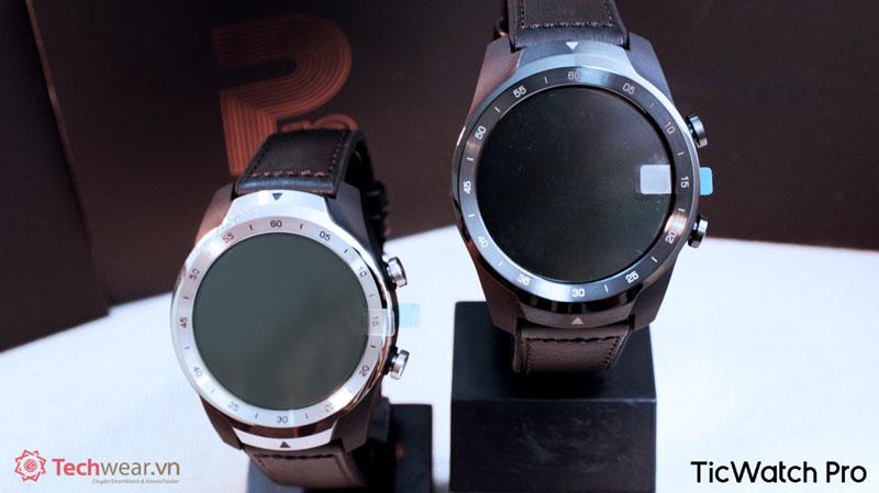 Đồng hồ thông minh Ticwatch Pro
