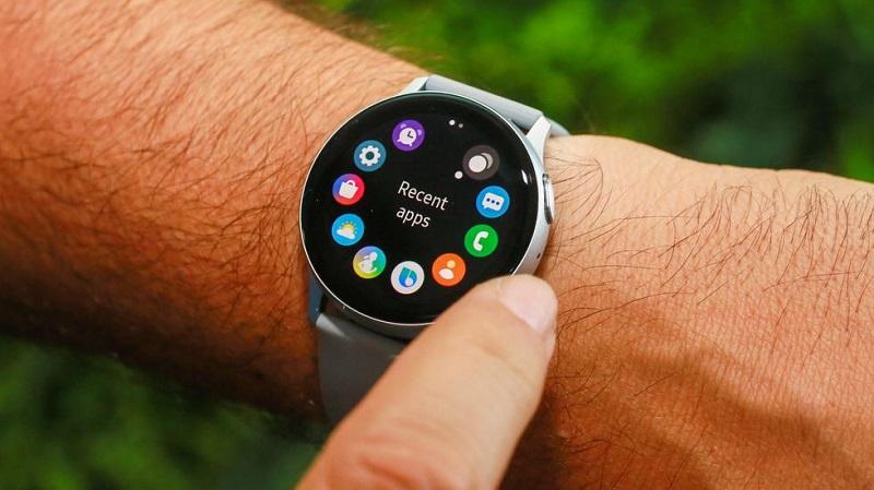 Đồng hồ thông minh chống nước tốt nhất 2020: Samsung Galaxy Watch Active 2